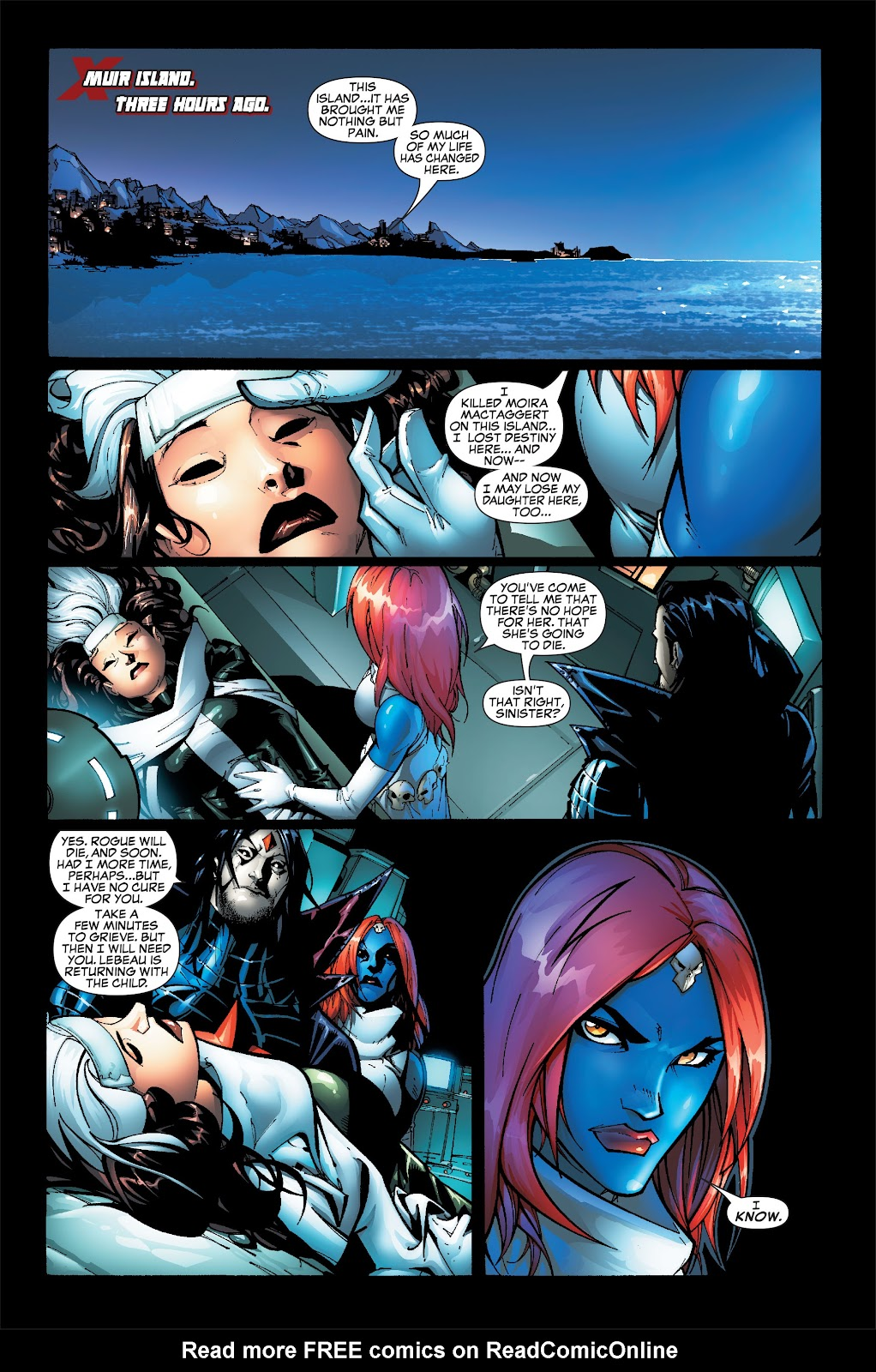 New X-Men (2004) Issue #46 #46 - English 3