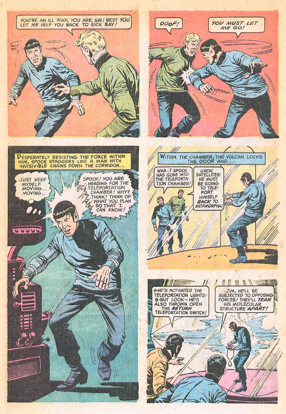 Star Trek (1967) Issue #35 #35 - English 25
