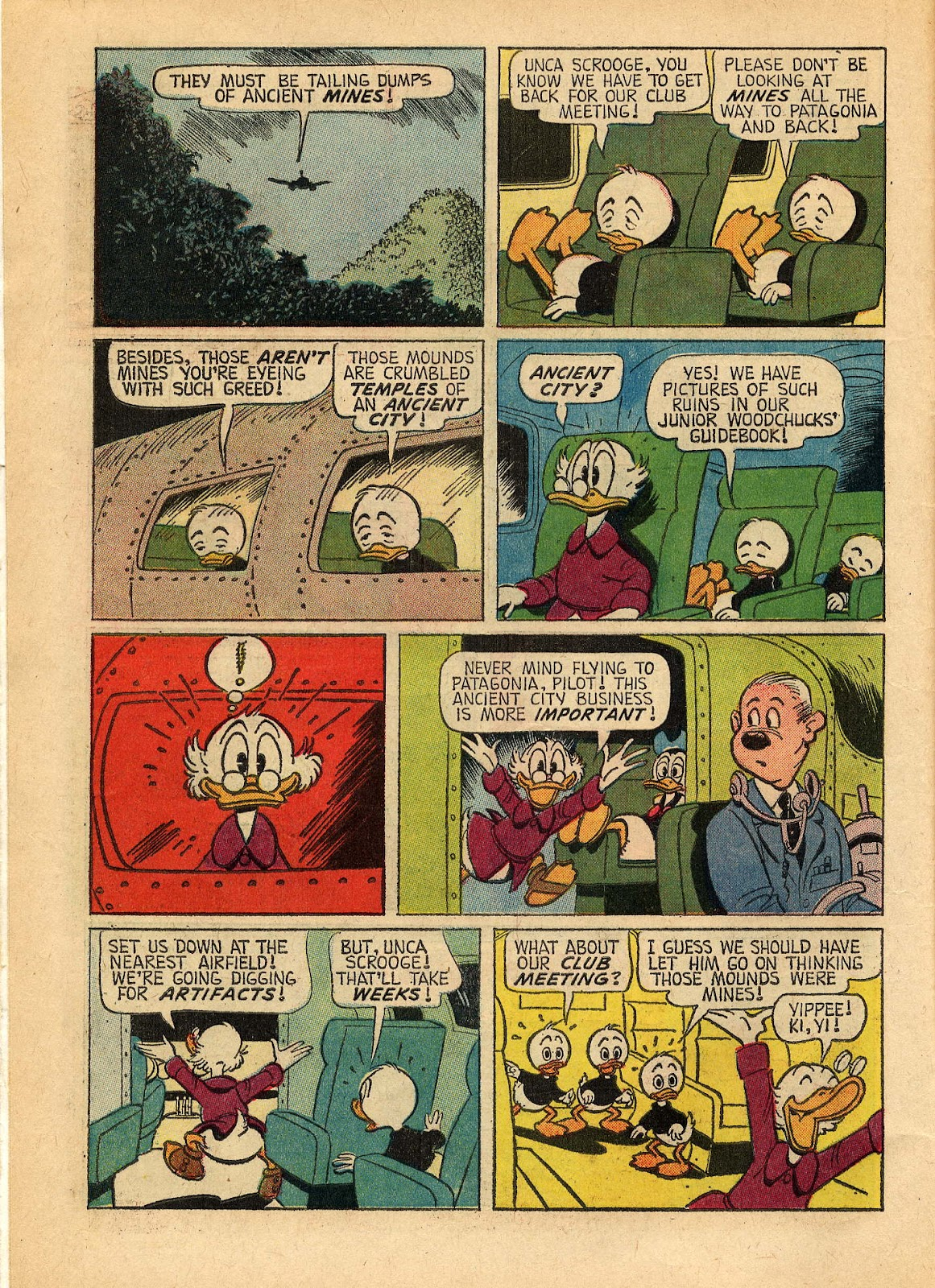 Uncle Scrooge (1953) Issue #44 #44 - English 6