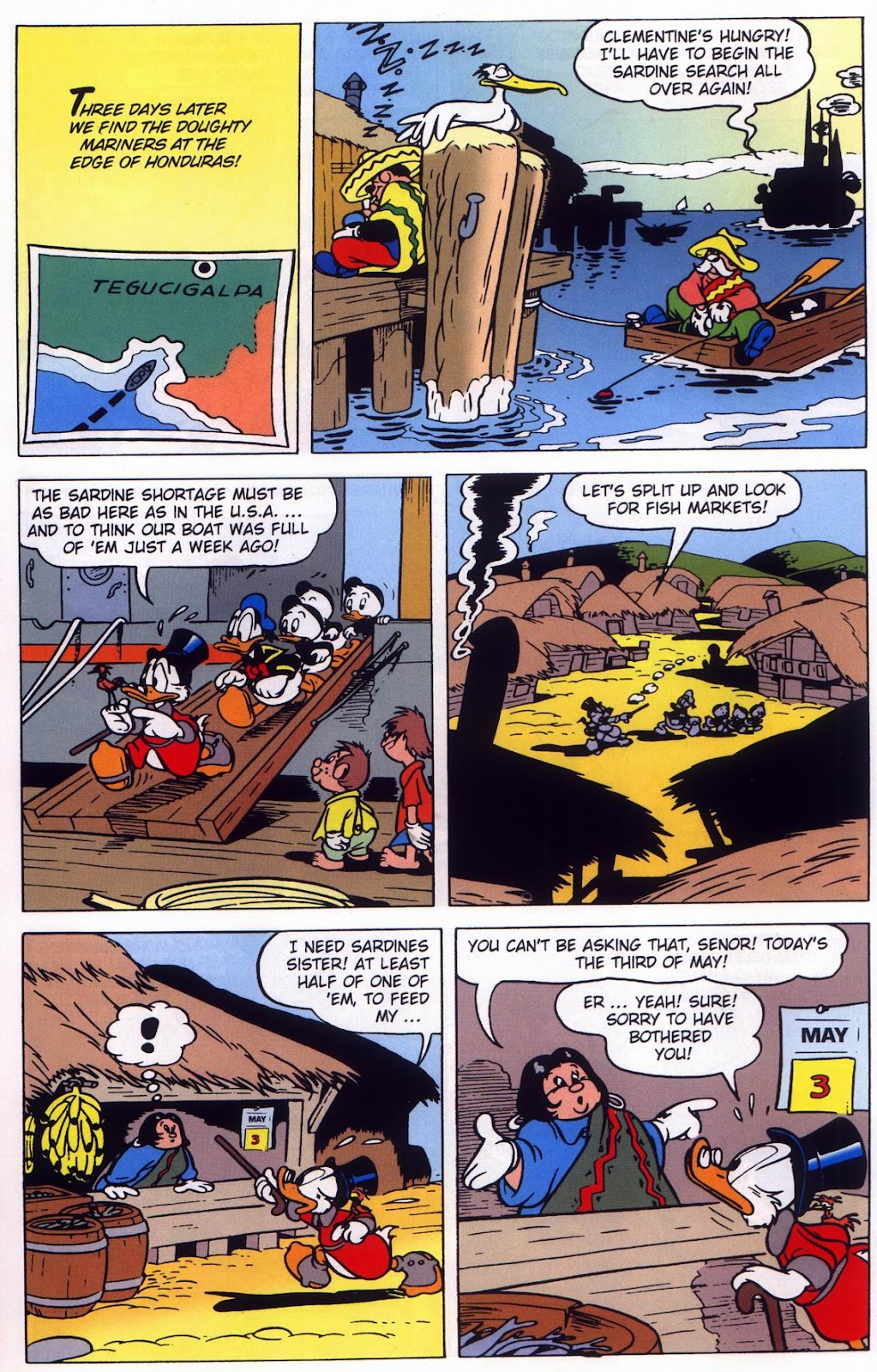 Uncle Scrooge (1953) Issue #316 #316 - English 11