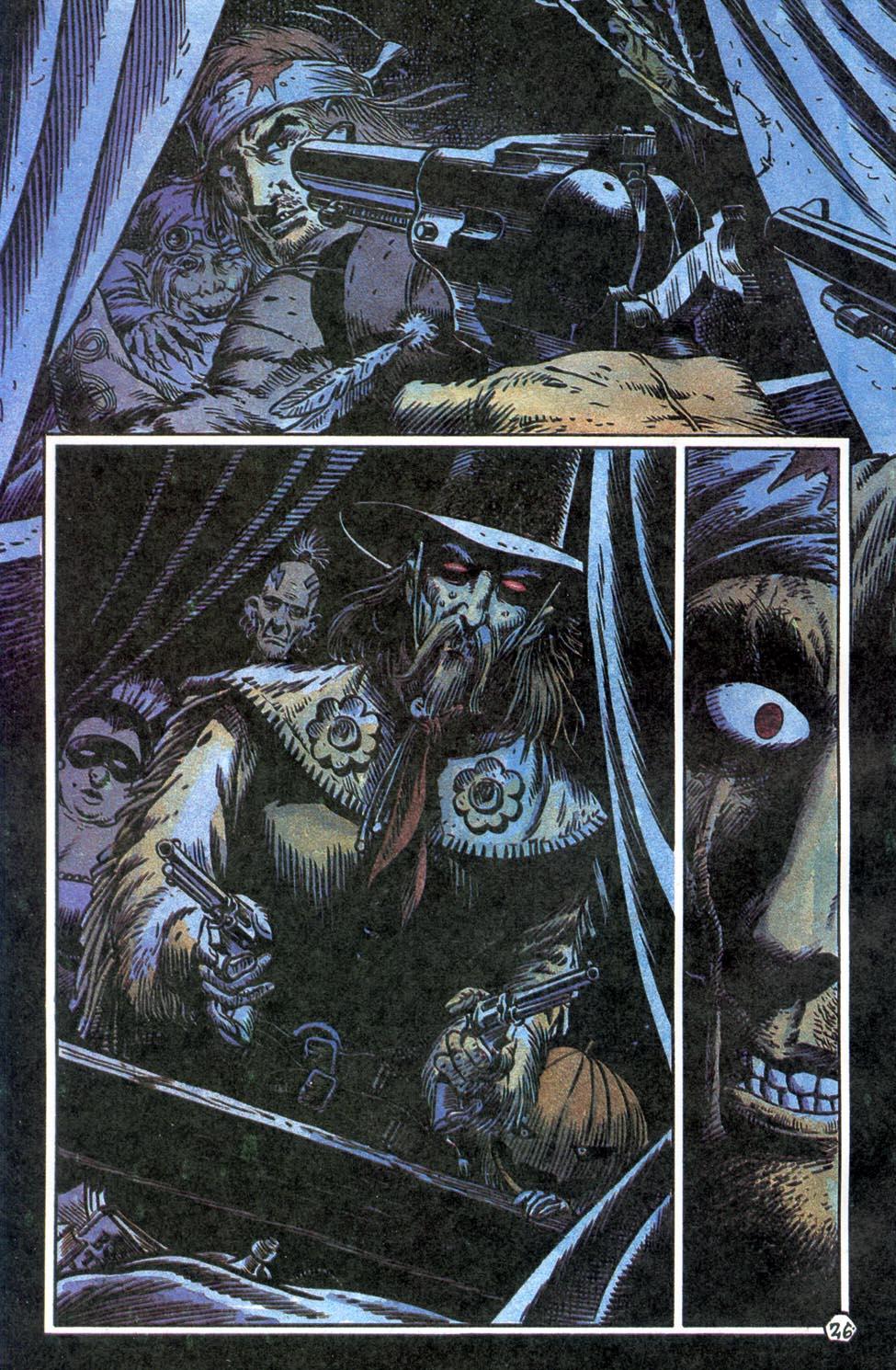 Jonah Hex: Two-Gun Mojo Issue #3 #3 - English 28