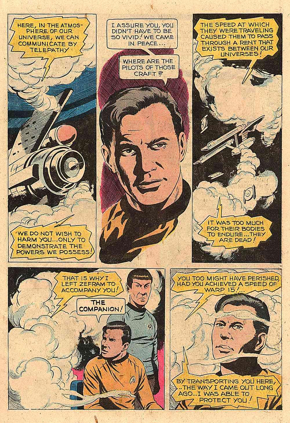 Star Trek (1967) #49 #49 - English 18