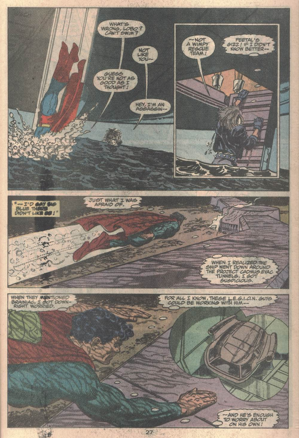 Adventures of Superman (1987) _Annual_2 Page 26
