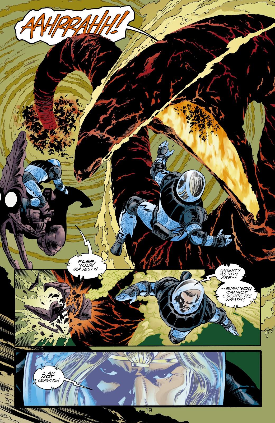 Aquaman (1994) Issue #74 #80 - English 19