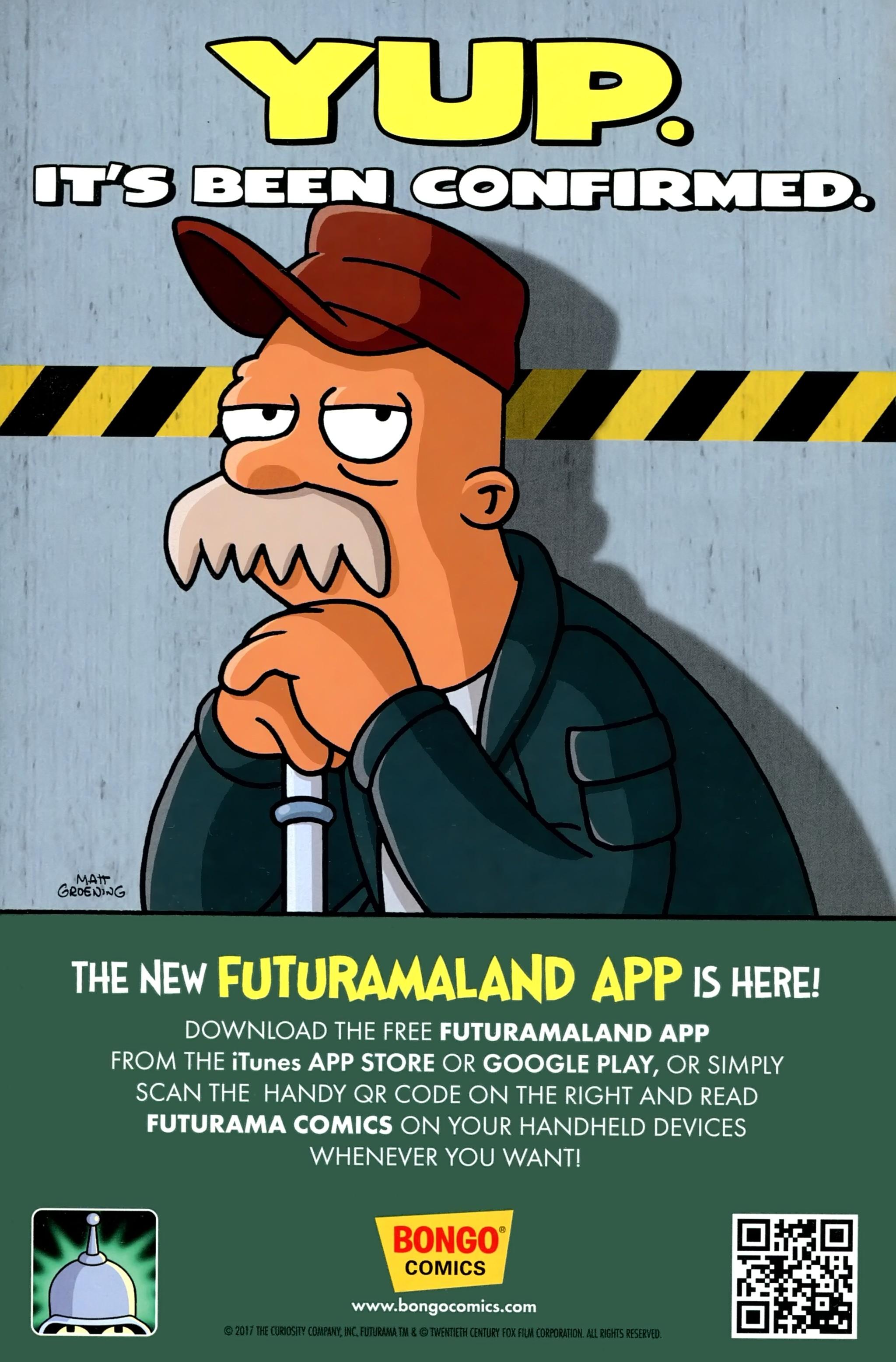 Read online Simpsons Comics comic -  Issue #239 - 32