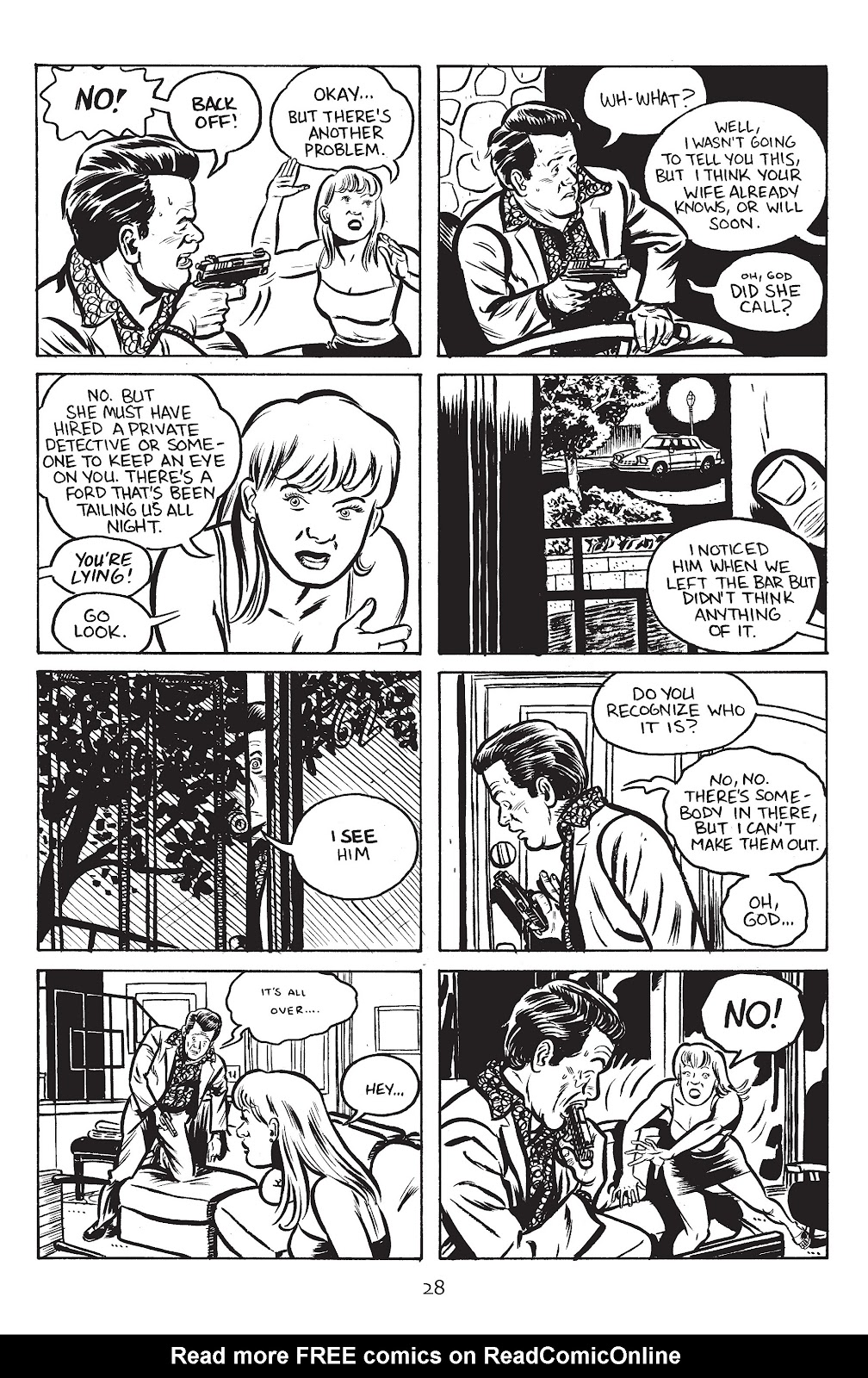 Stray Bullets Issue #22 #22 - English 30