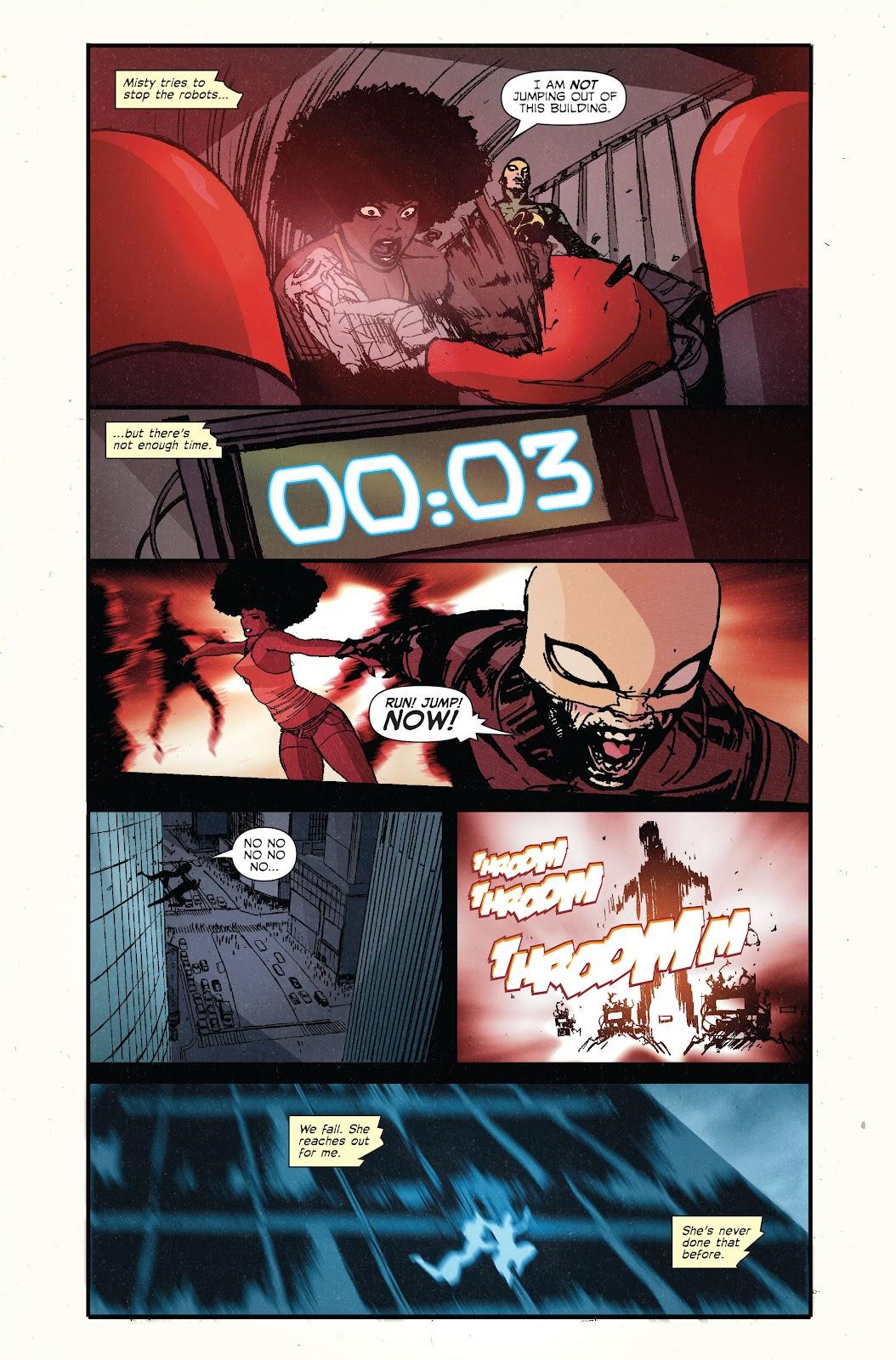 The Immortal Iron Fist Issue #27 #28 - English 19