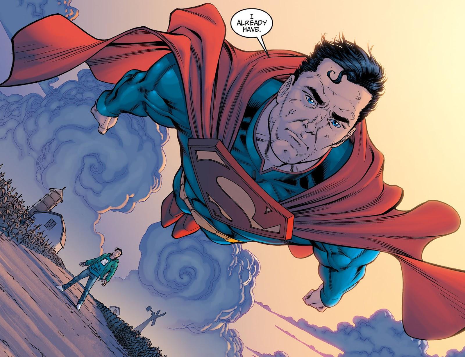 Injustice: Gods Among Us [I] Issue #4 #5 - English 18