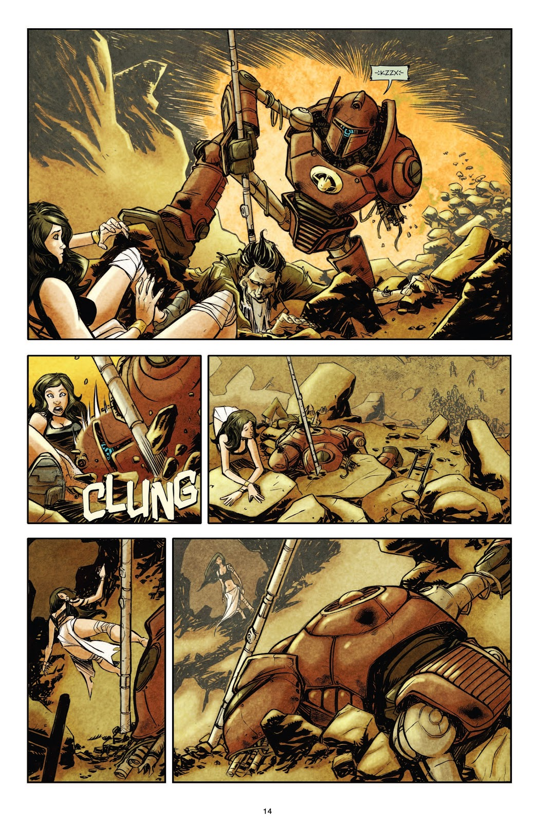 Zombies vs. Robots (2006) _Annual 1 Page 14