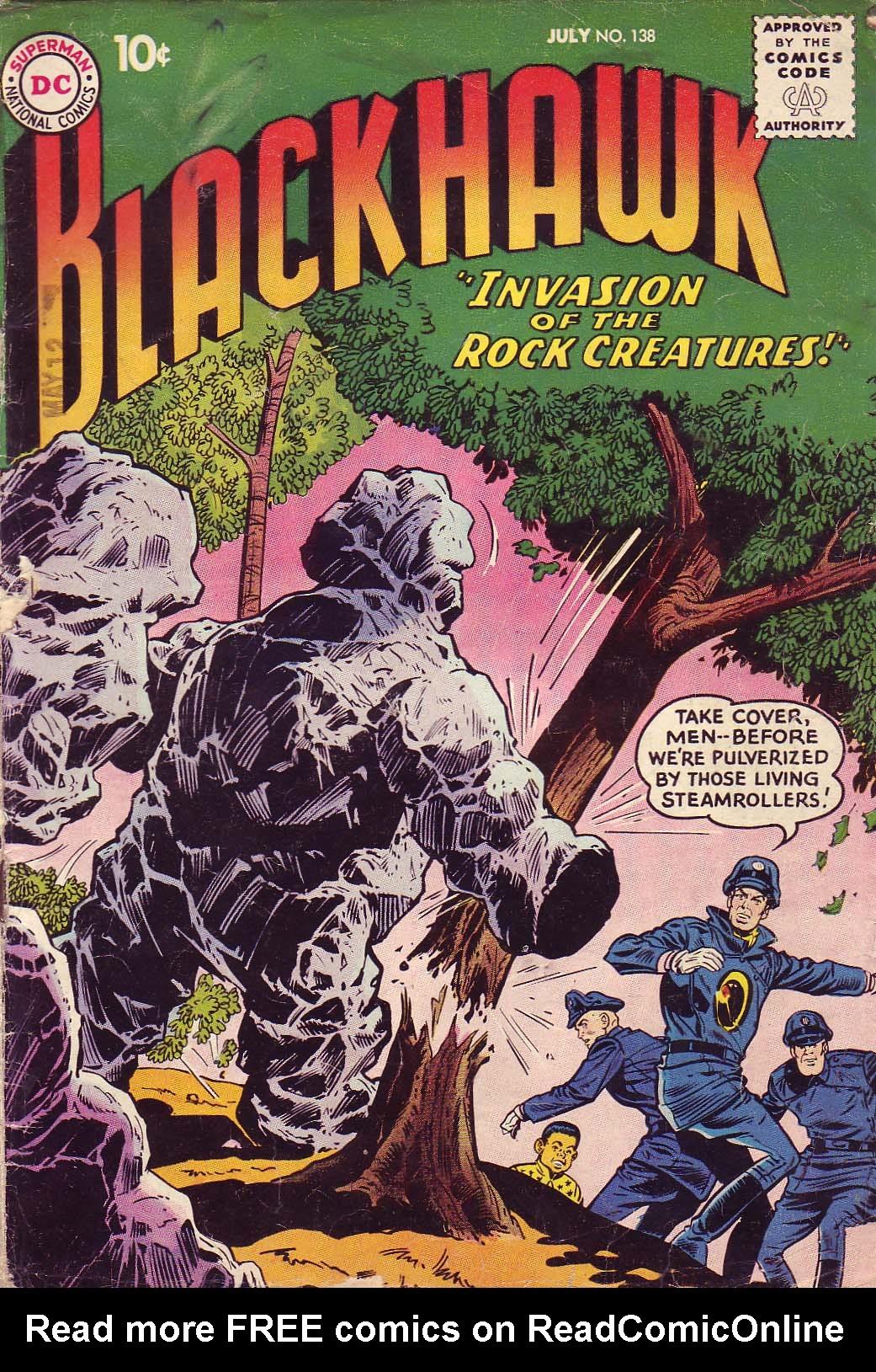 Blackhawk (1957) 138 Page 1