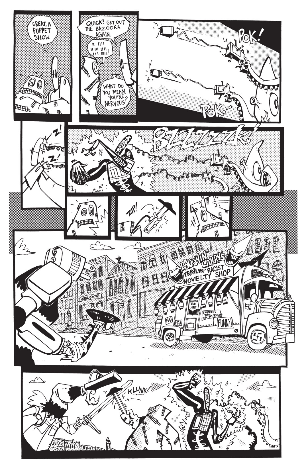 Read online Scud: The Disposable Assassin: The Whole Shebang comic -  Issue # TPB (Part 2) - 4