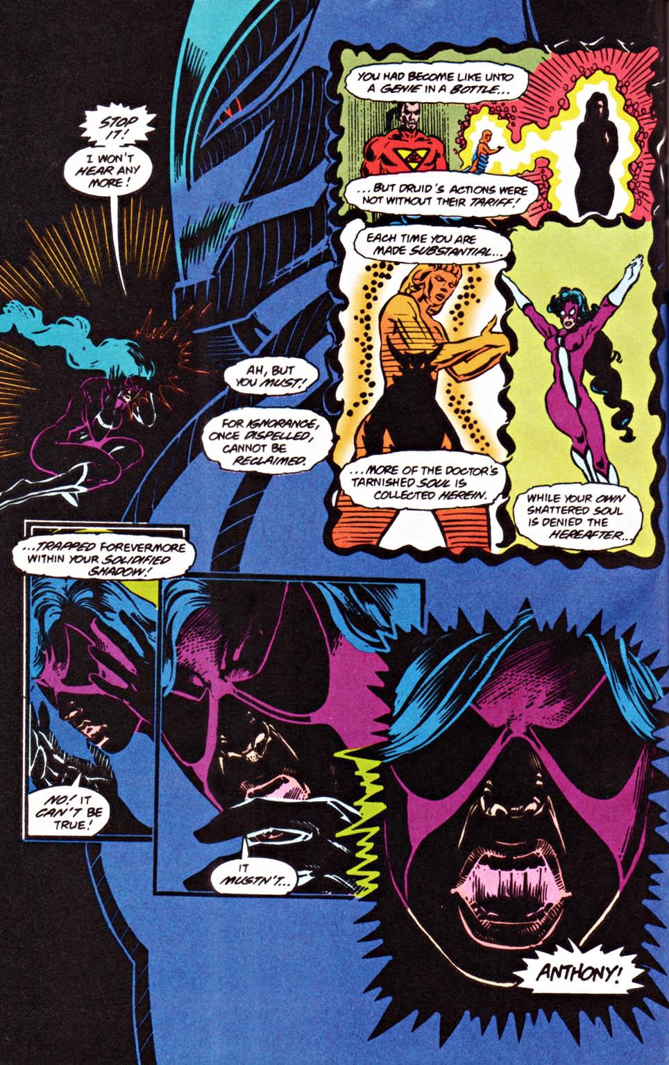 Read online Secret Defenders comic -  Issue #22 - 12