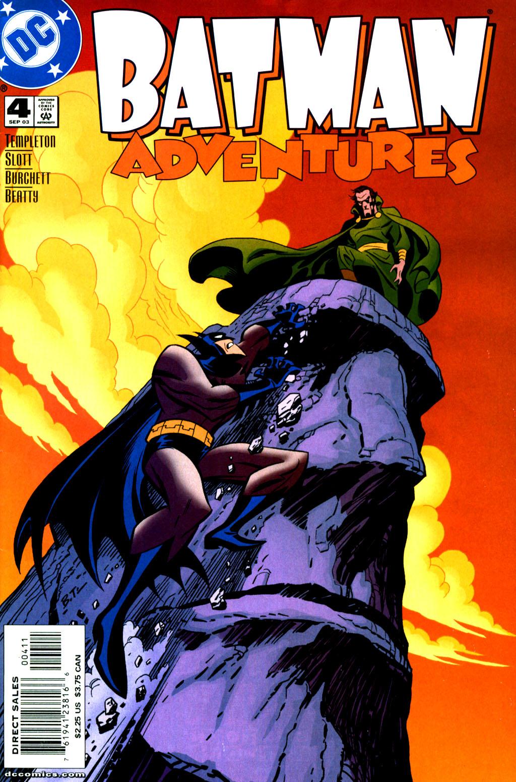 Batman Adventures (2003) 4 Page 1