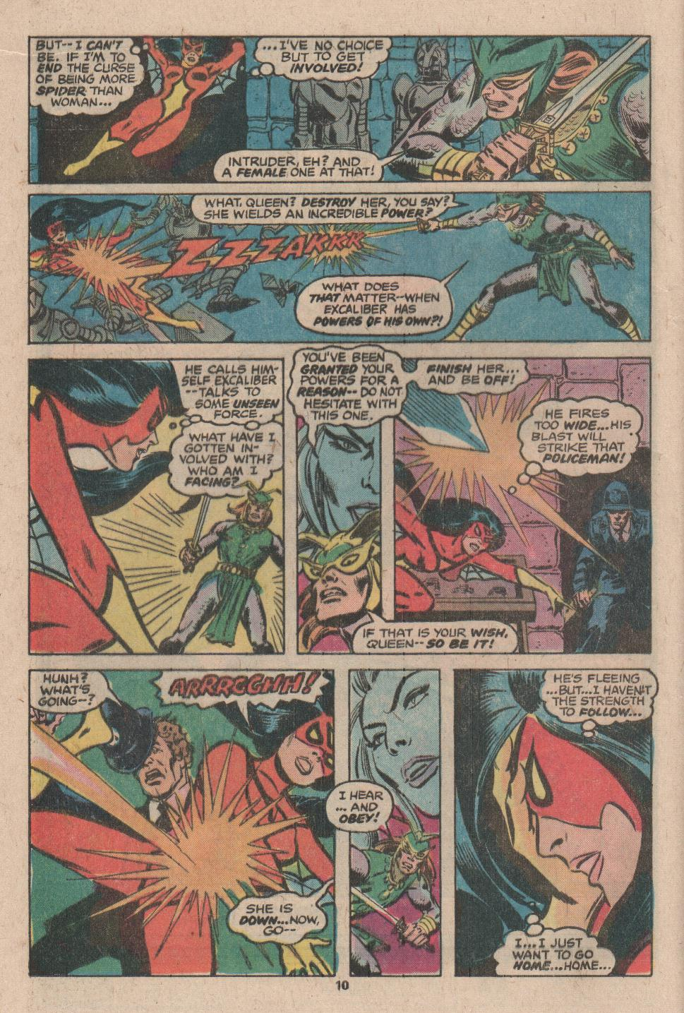 Spider-Woman (1978) #2 #49 - English 7