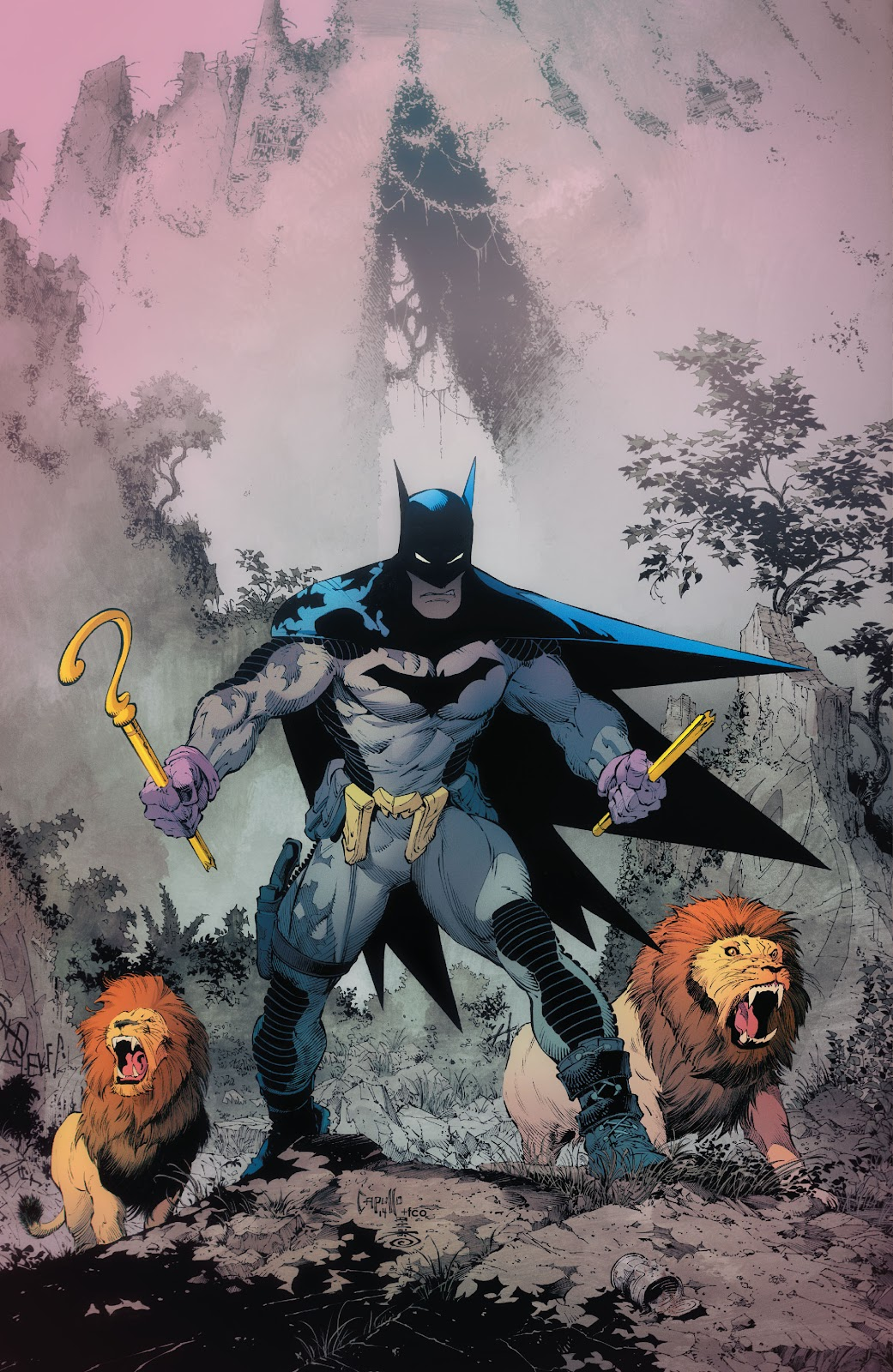 Batman (2011) _TPB 5 #5 - English 245