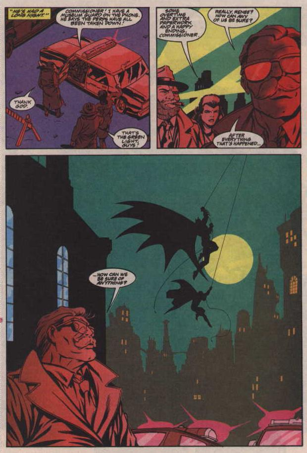 Batman: Knightfall #Aftermath_-_1 #98 - English 23