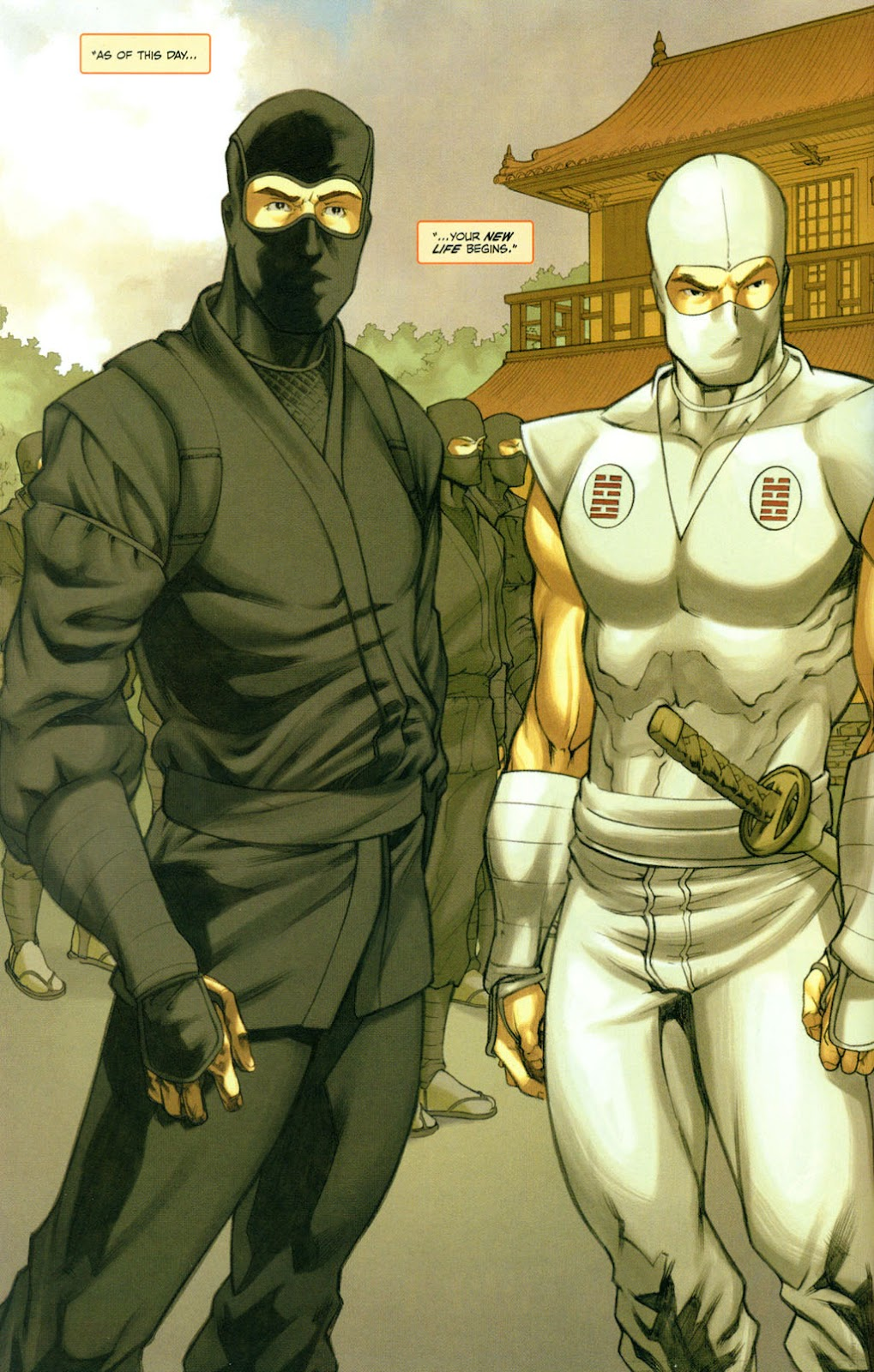 Snake Eyes: Declassified Issue #3 #3 - English 9