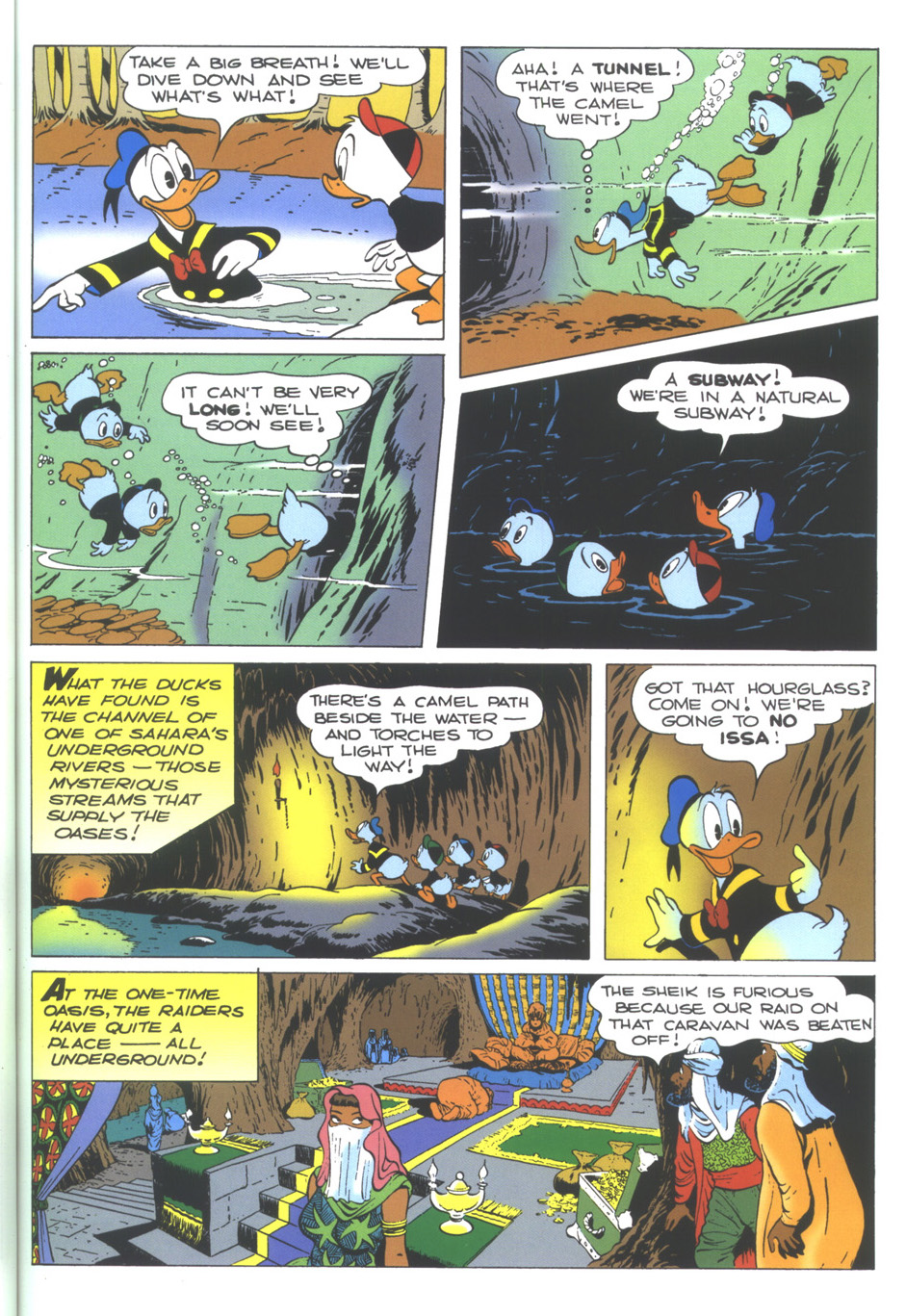Uncle Scrooge (1953) Issue #341 #341 - English 23