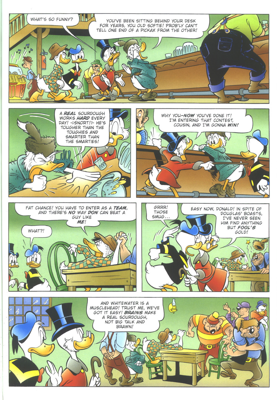 Uncle Scrooge (1953) Issue #349 #349 - English 57