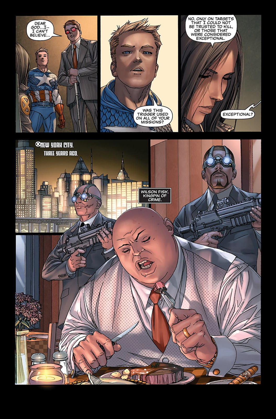 X-23: Target X Issue #3 #3 - English 5
