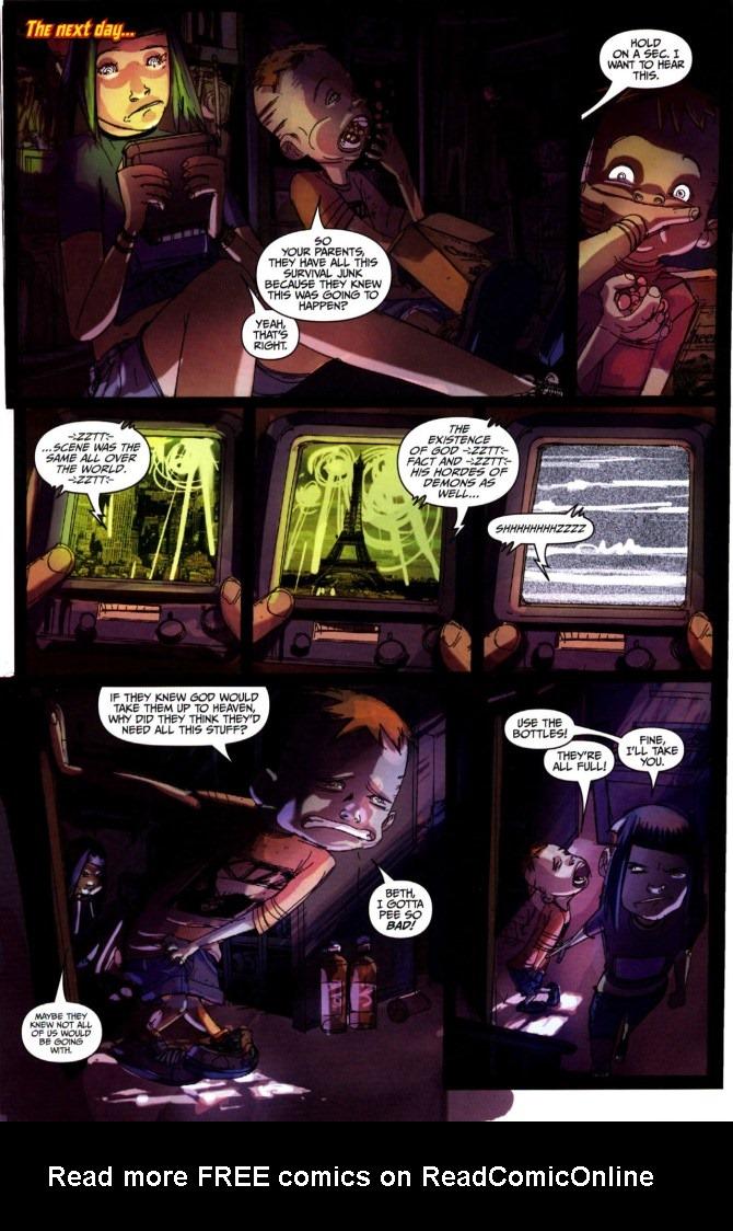 Strange Girl Issue #1 #2 - English 14