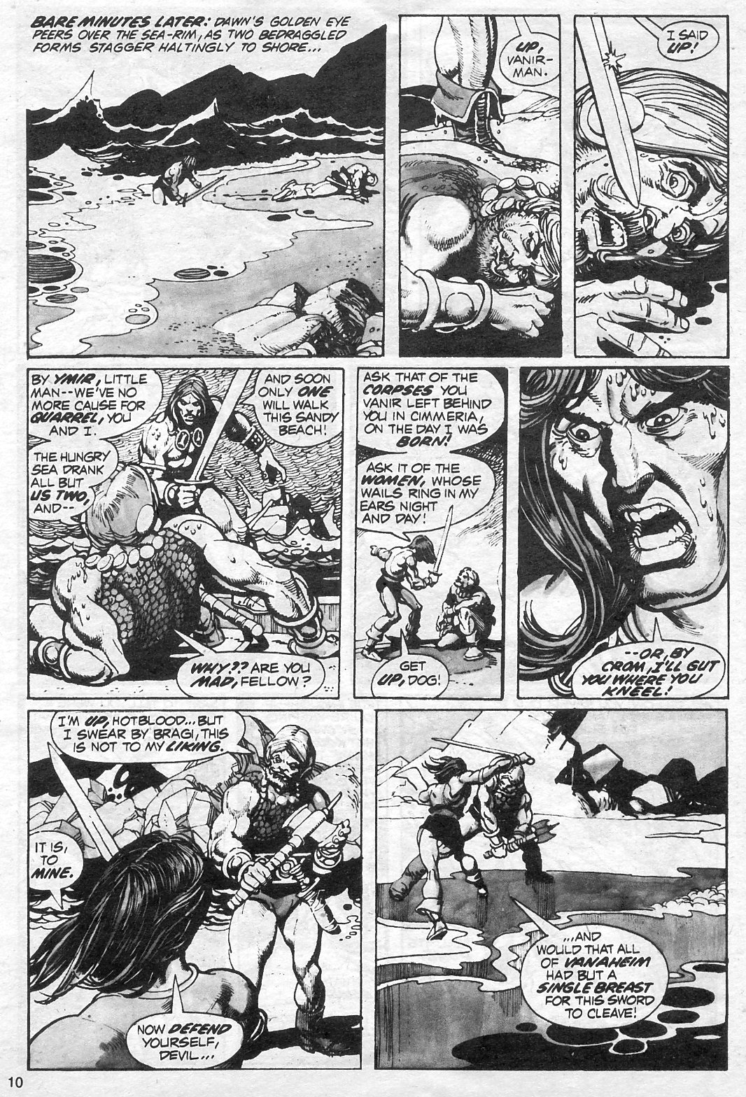 The Savage Sword Of Conan Issue #13 #14 - English 10