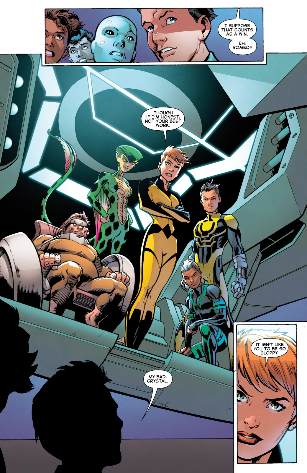 All-New X-Men (2016) Issue #13 #15 - English 18