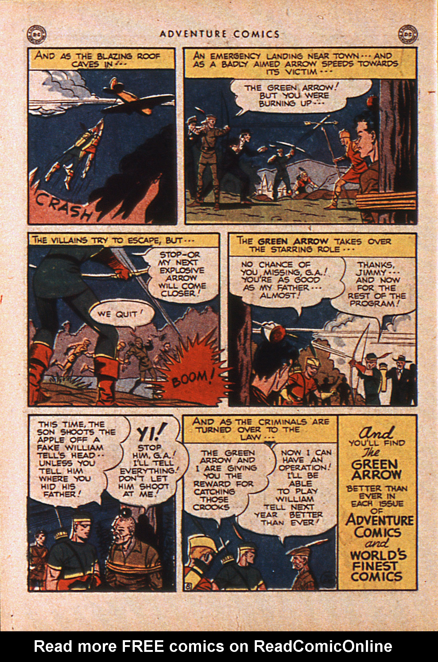 Read online Adventure Comics (1938) comic -  Issue #110 - 19