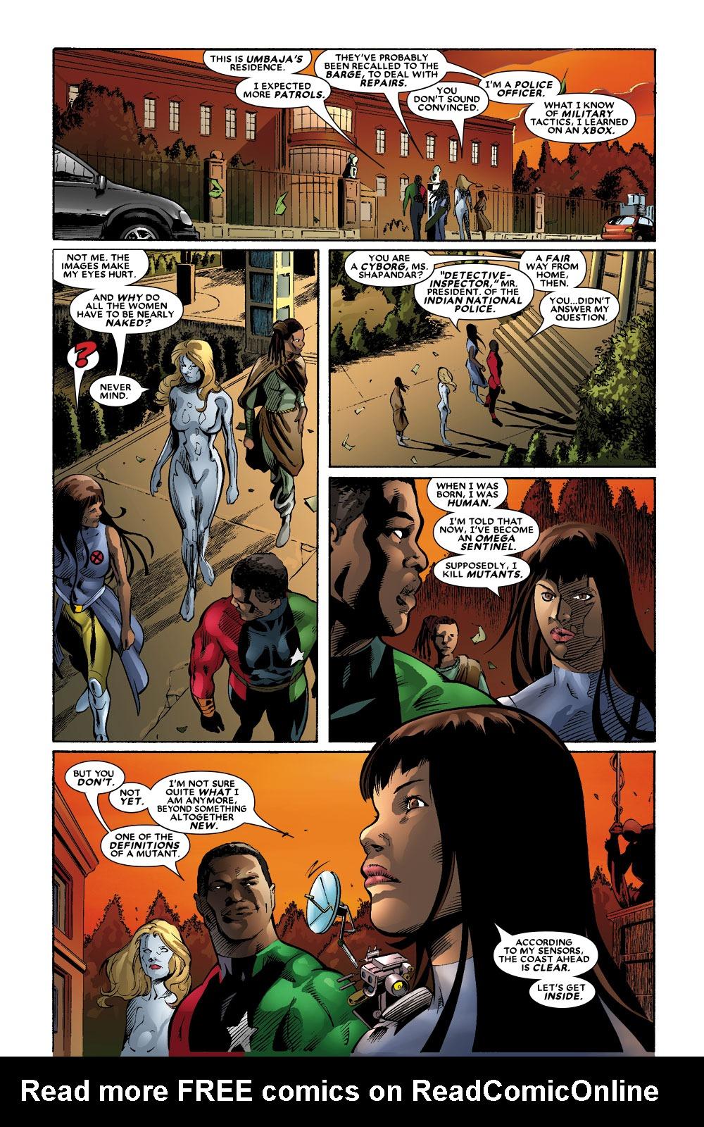 Excalibur (2004) Issue #12 #12 - English 20