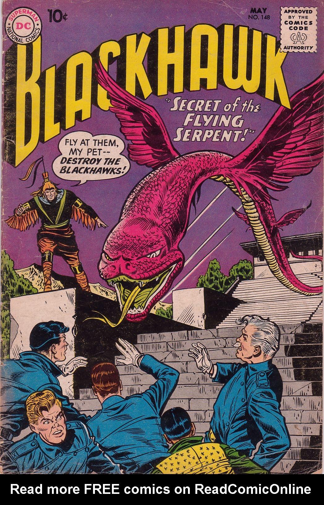 Blackhawk (1957) 148 Page 1