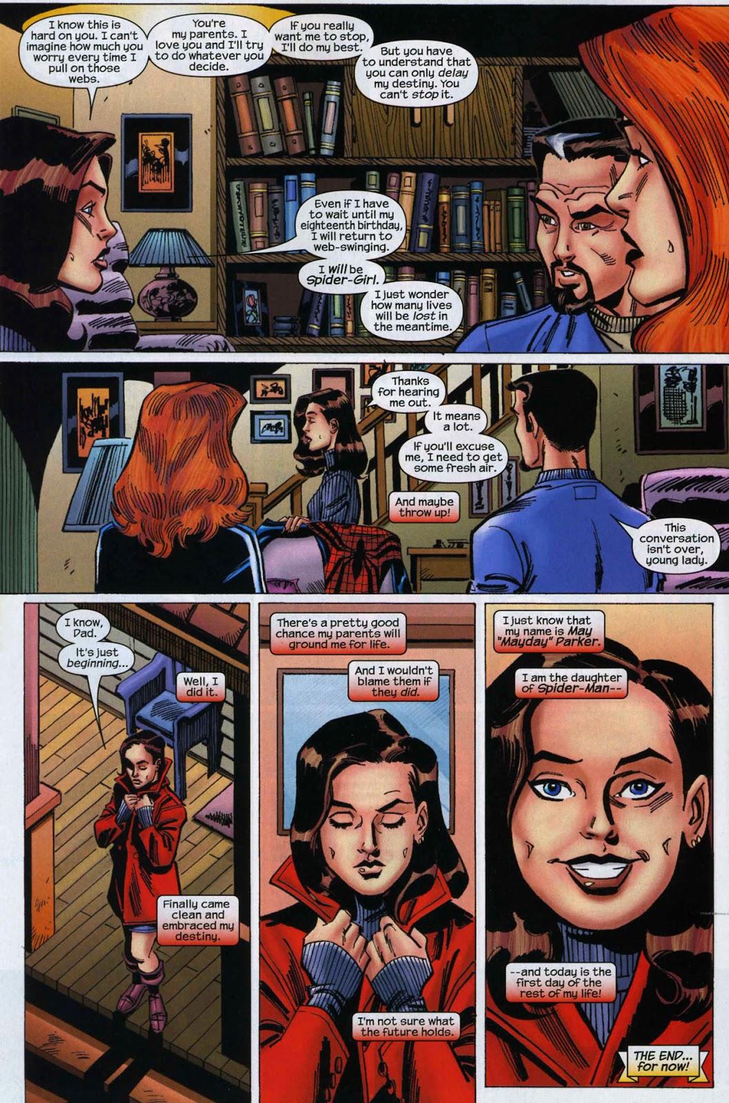 Amazing Spider-Girl Issue #6 #7 - English 24