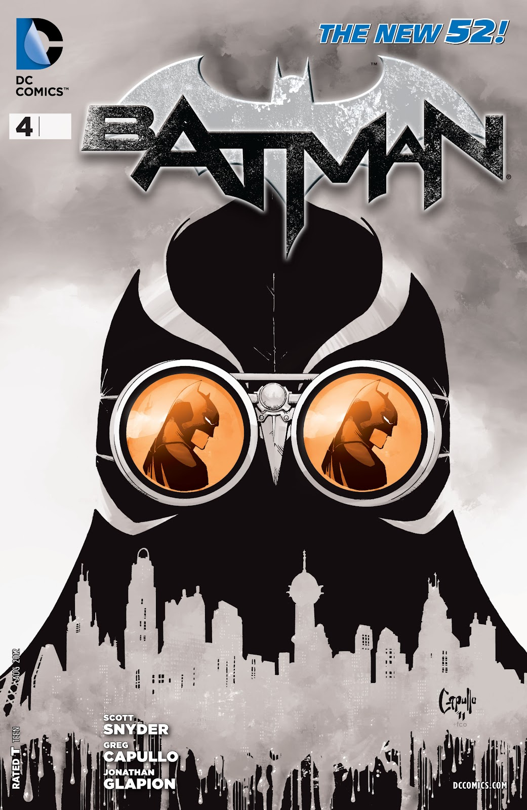 Batman (2011) Issue #4 #19 - English 26