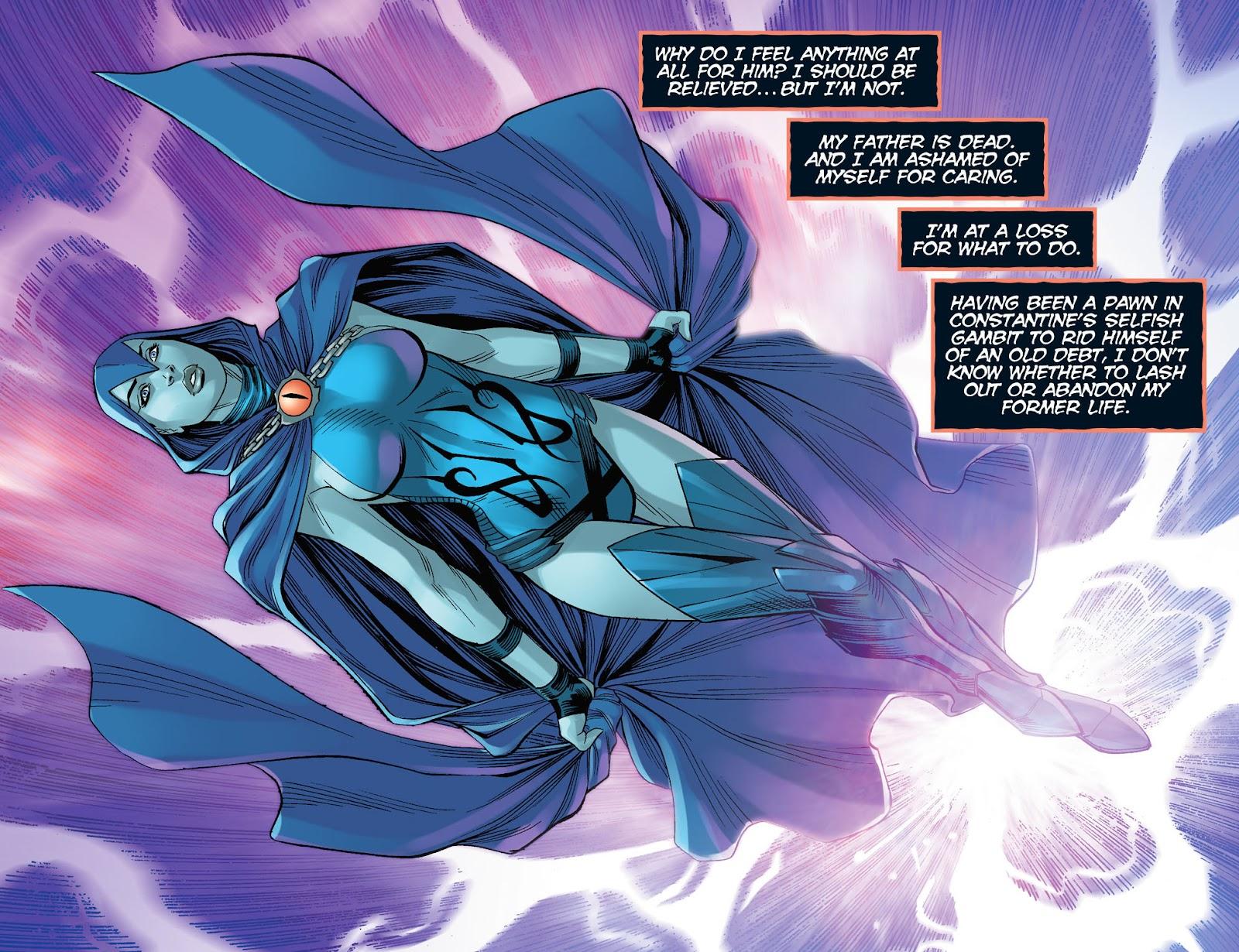 Injustice: Gods Among Us Year Four Issue #11 #12 - English 8