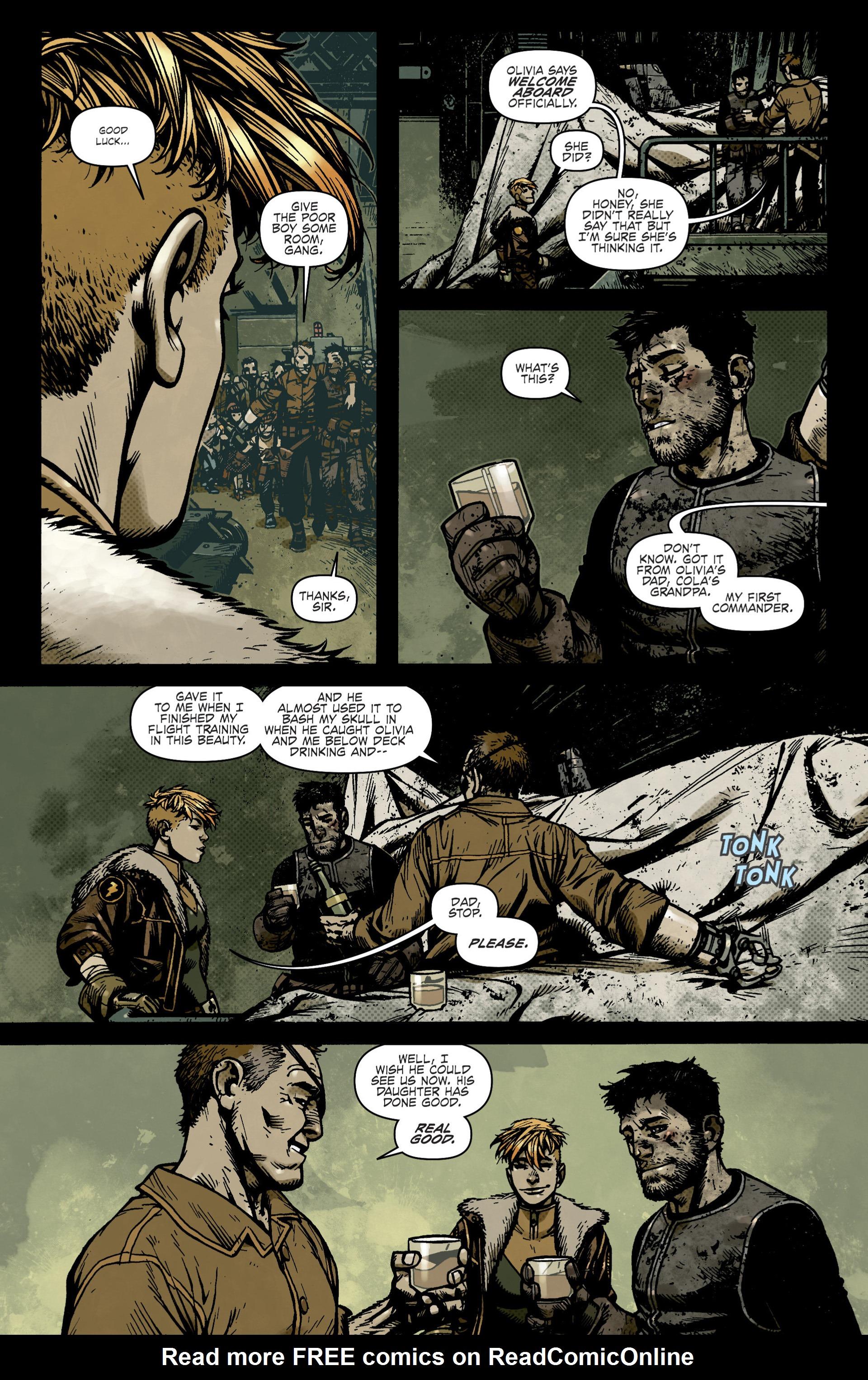 Wild Blue Yonder 3 Page 9
