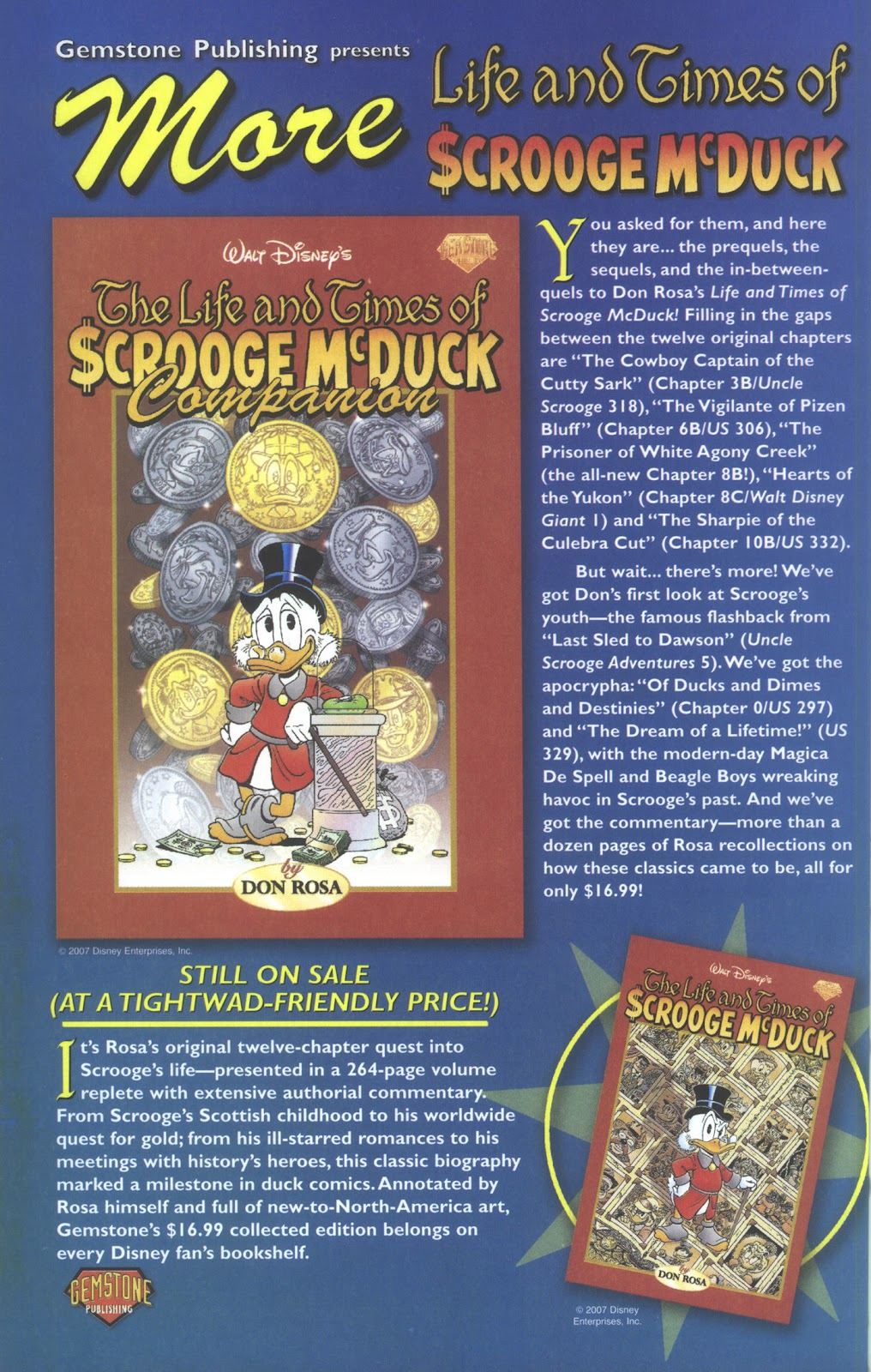 Uncle Scrooge (1953) Issue #367 #367 - English 66
