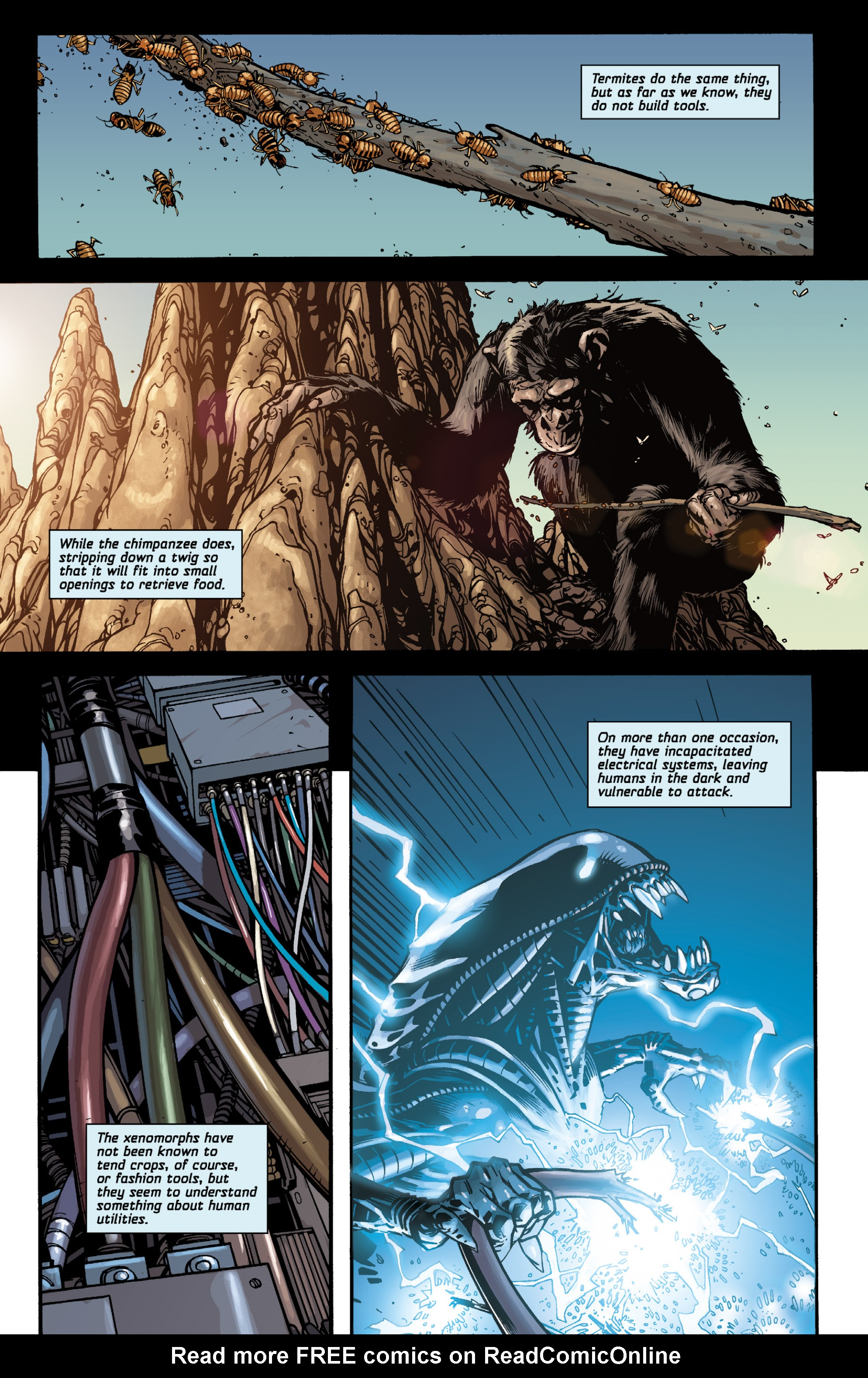 Aliens (2009) TPB Page 9