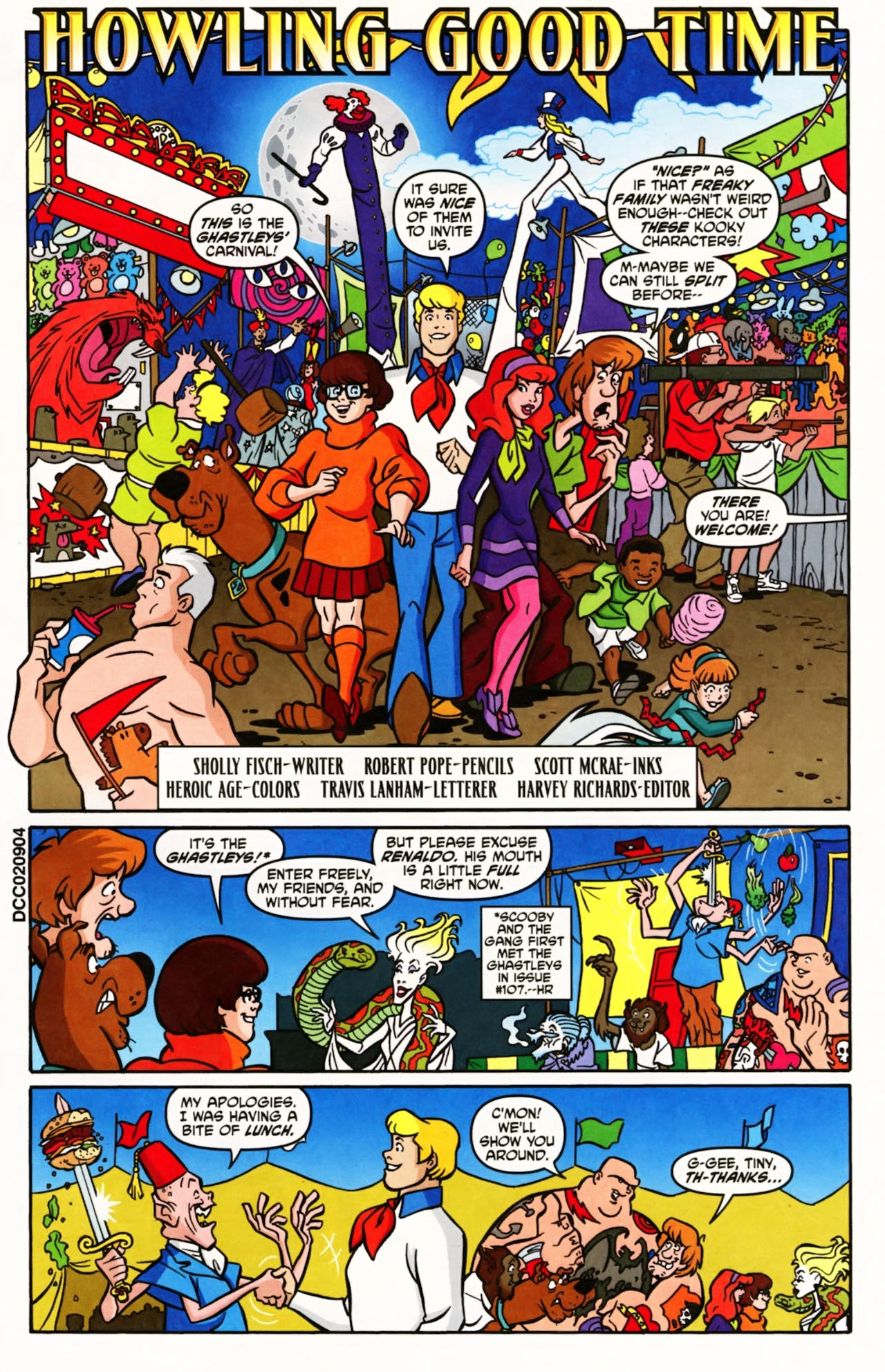 Read online Scooby-Doo (1997) comic -  Issue #147 - 14