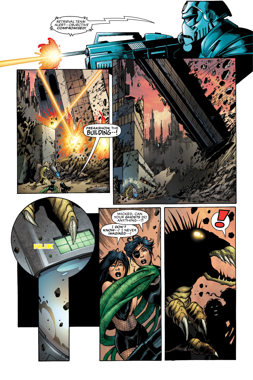 Excalibur (2004) Issue #4 #4 - English 11