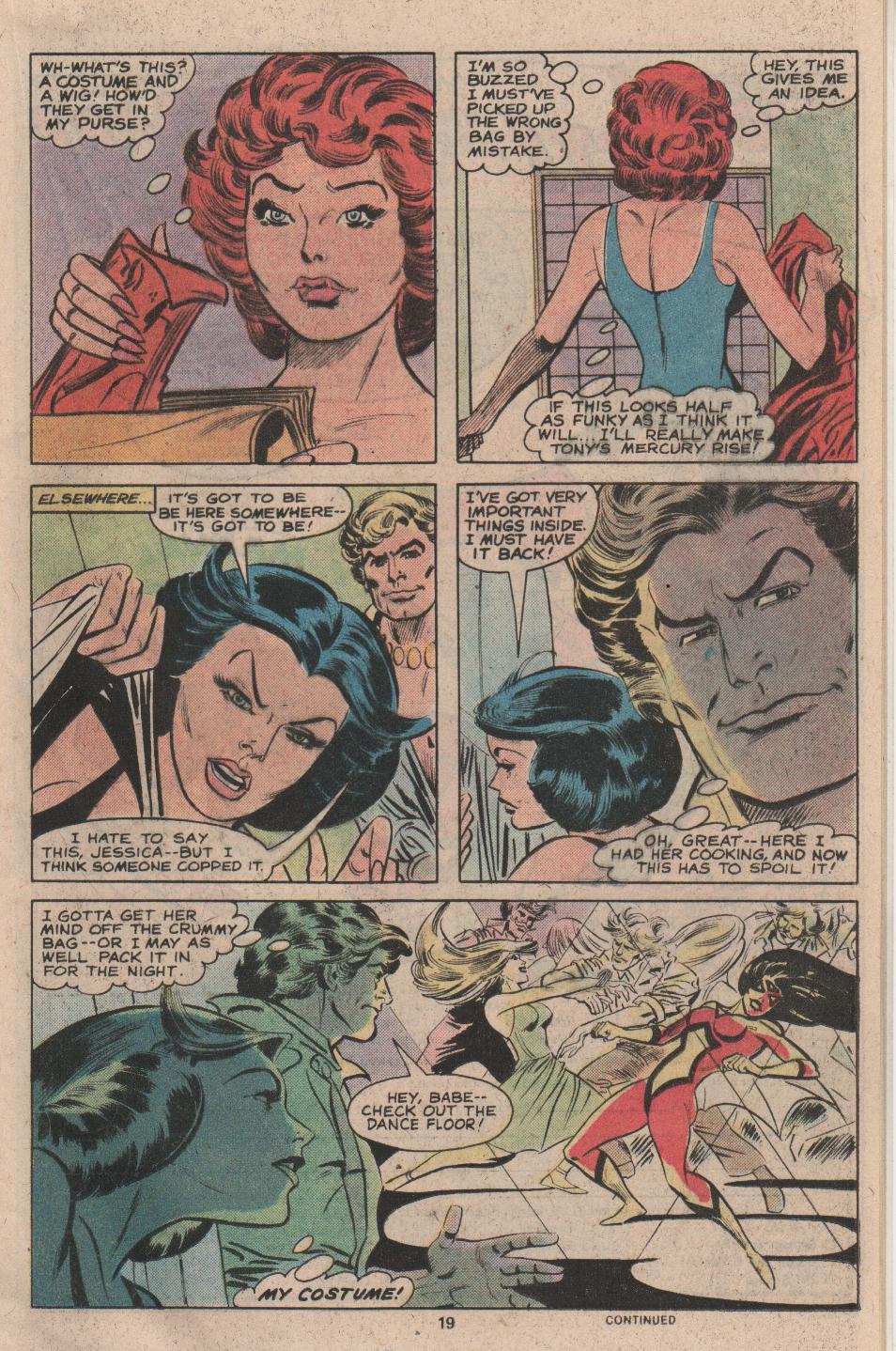 Spider-Woman (1978) #17 #34 - English 12