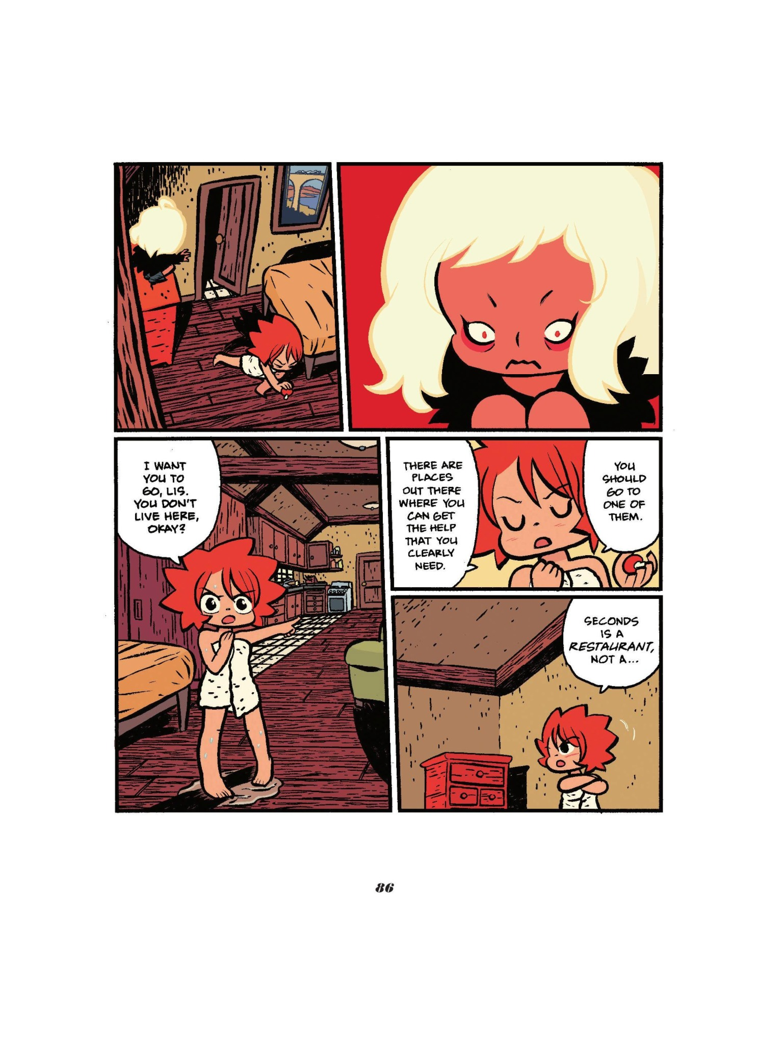 Read online Seconds comic -  Issue # Full - 88