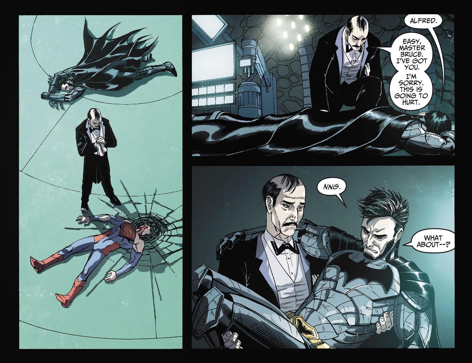 Injustice: Gods Among Us [I] Issue #36 #37 - English 17