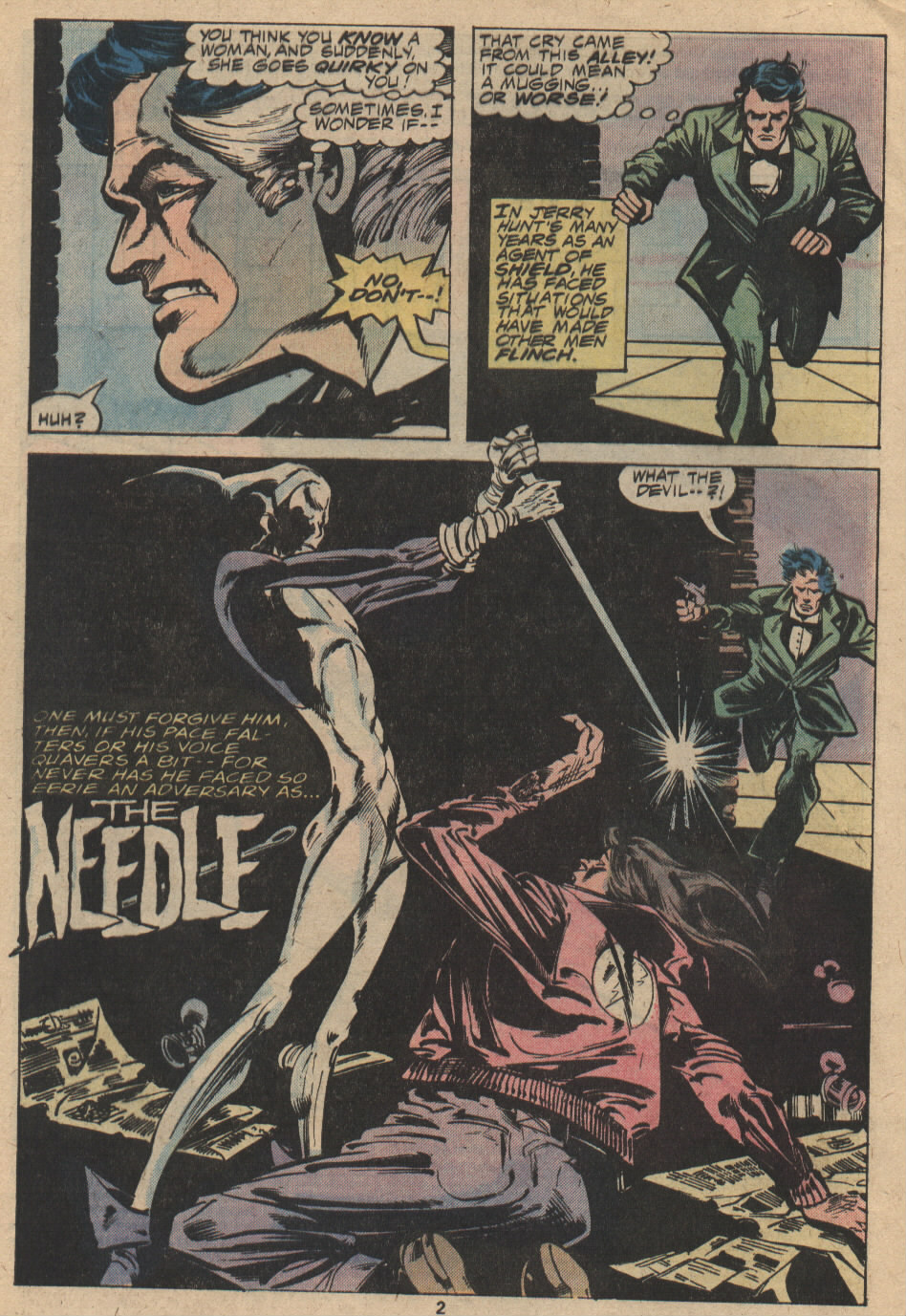 Spider-Woman (1978) #9 #42 - English 3