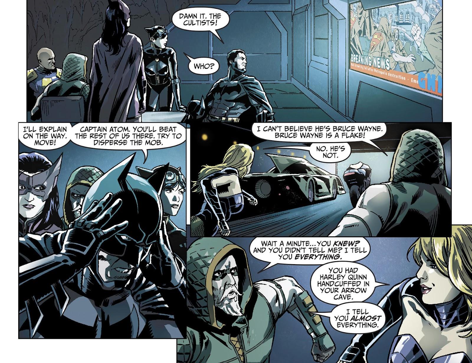 Injustice: Gods Among Us [I] Issue #25 #26 - English 14