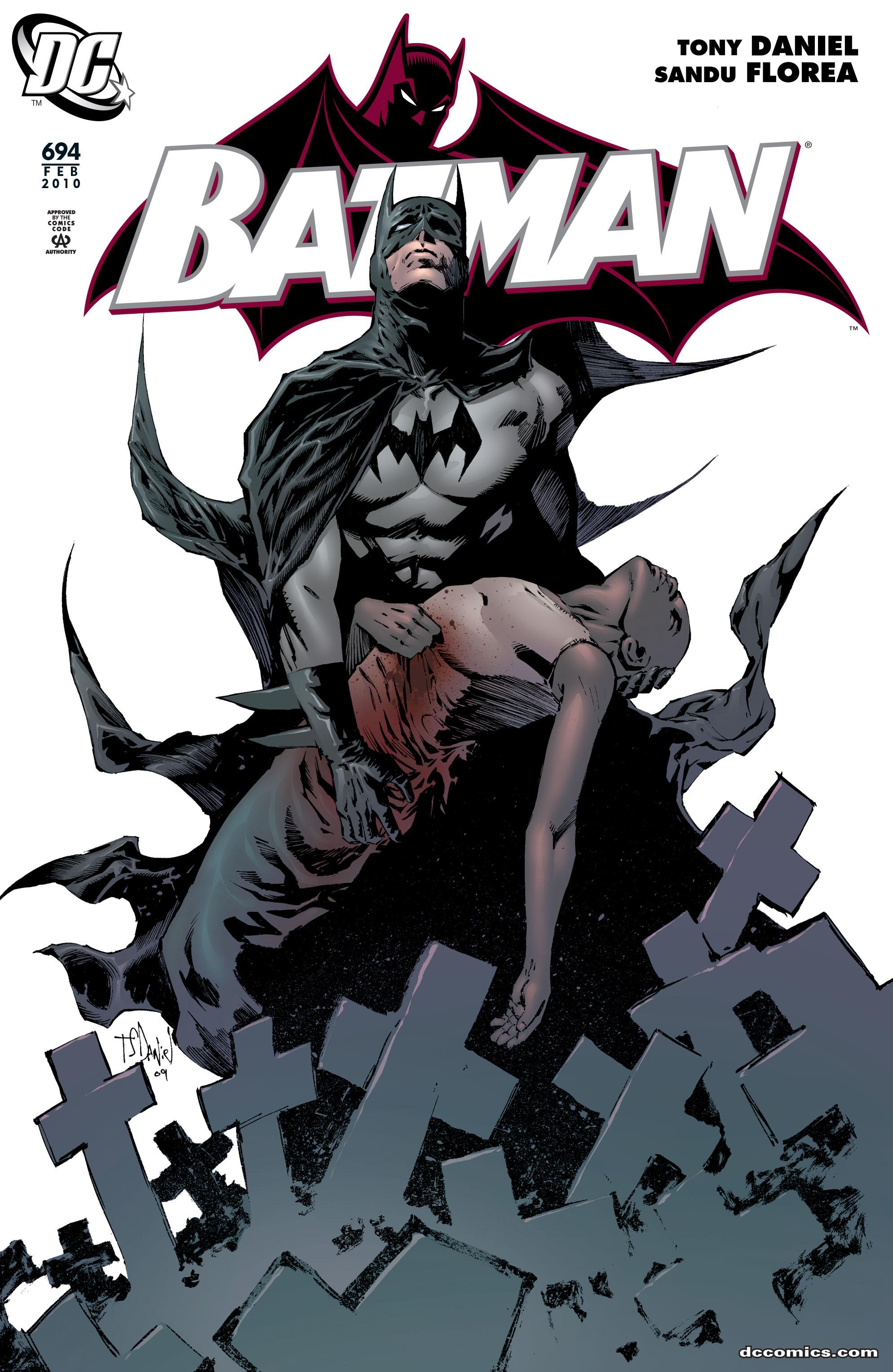 Batman (1940) 694 Page 1