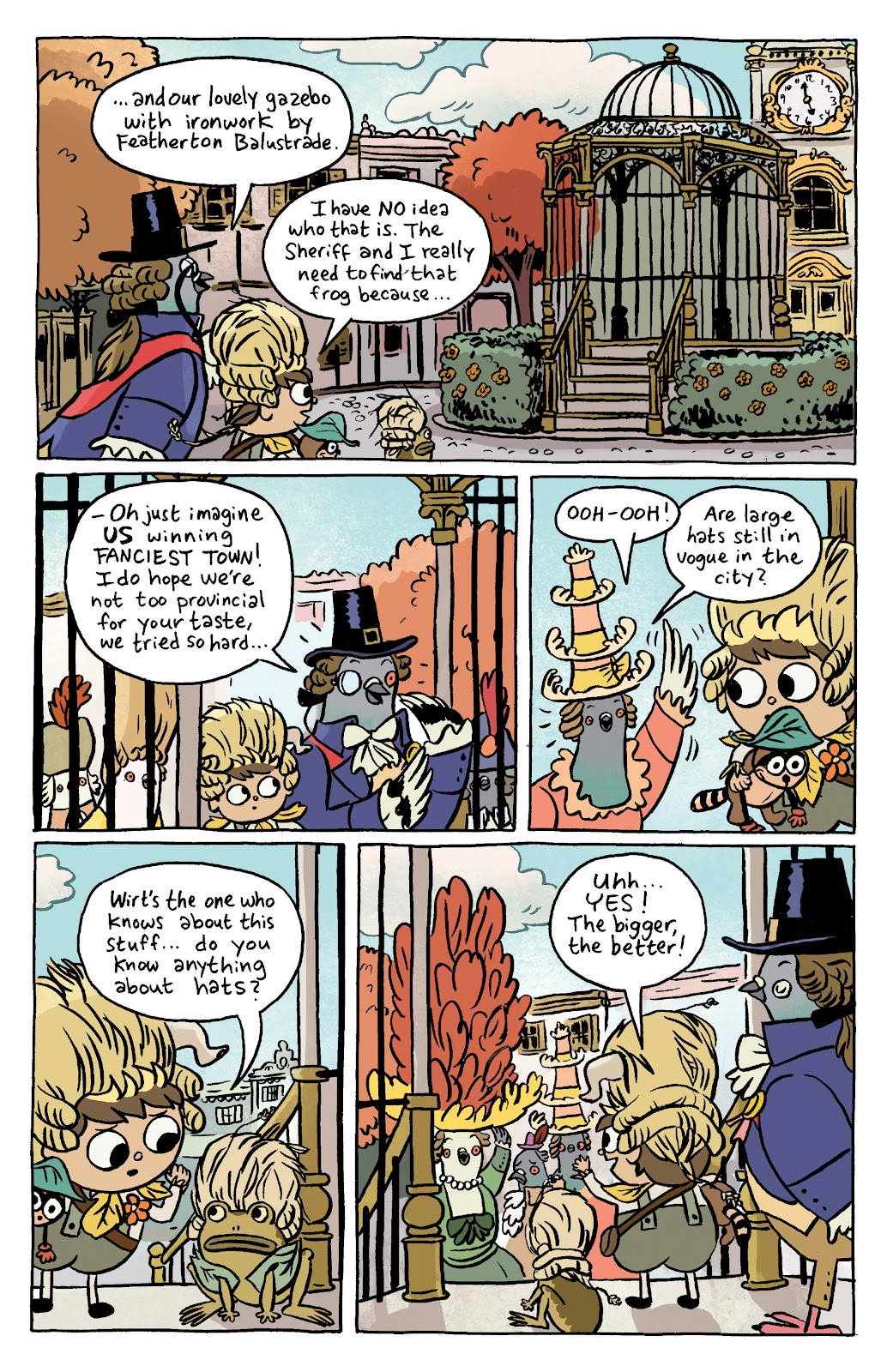 Over the Garden Wall (2016) Issue #7 #7 - English 6