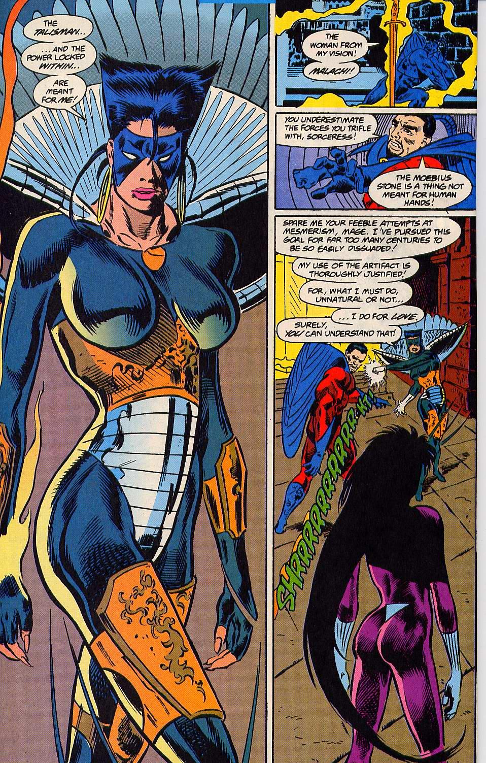 Read online Secret Defenders comic -  Issue #15 - 18