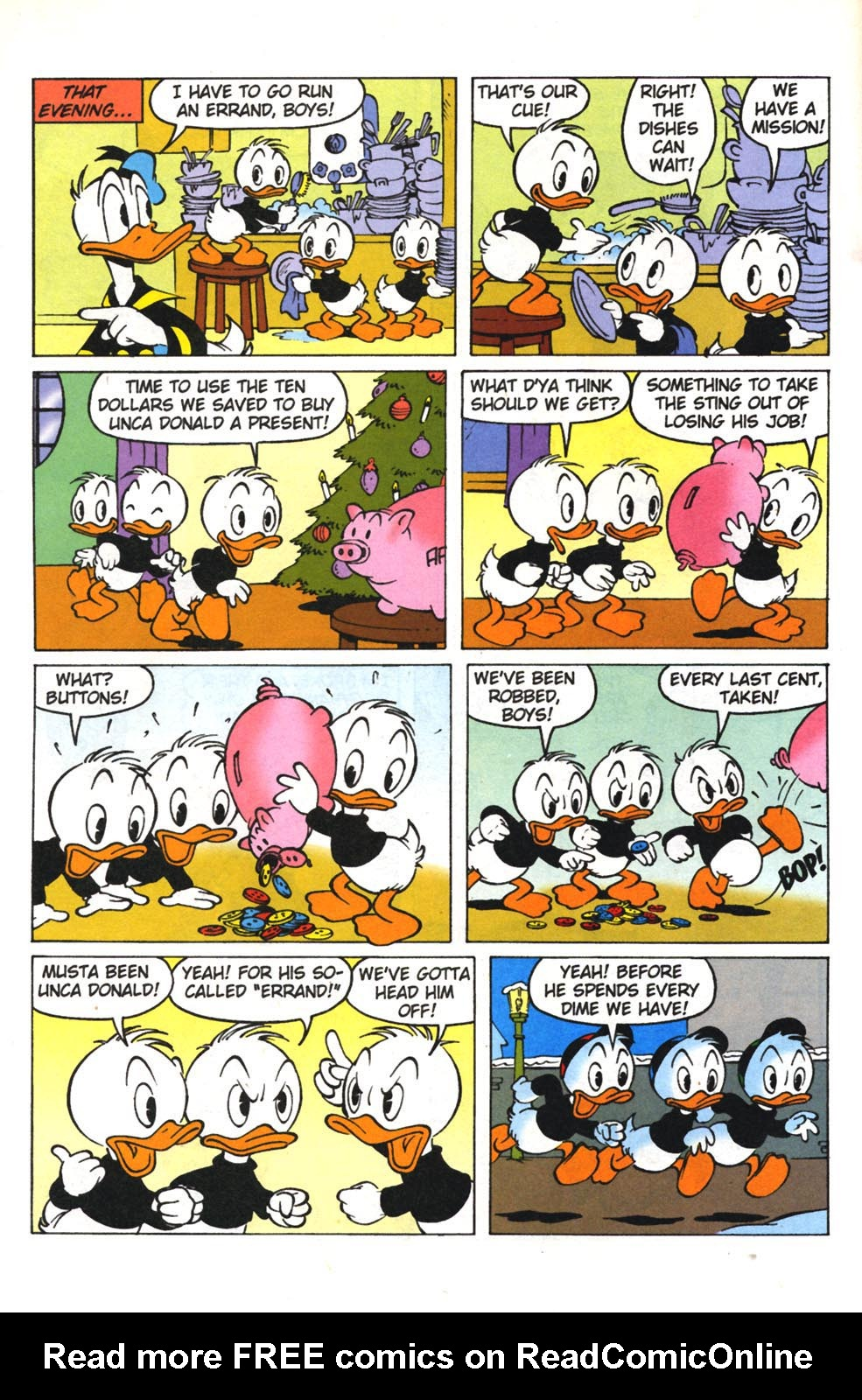 Uncle Scrooge (1953) Issue #308 #308 - English 19