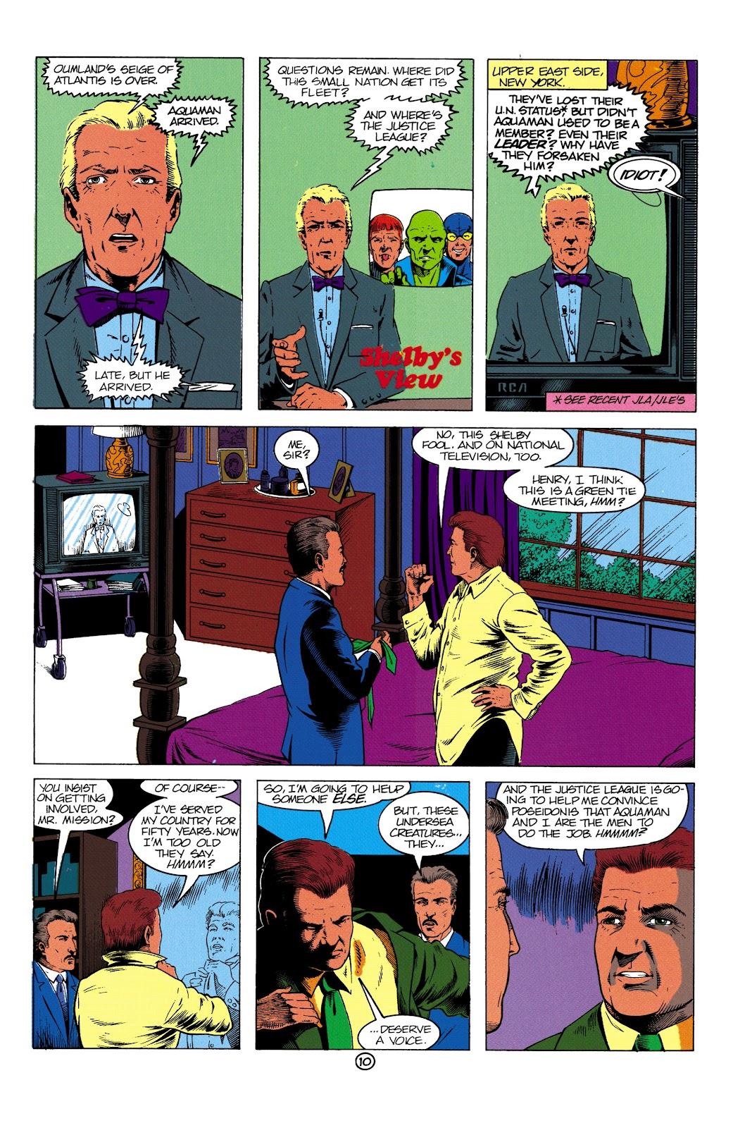 Aquaman (1991) Issue #2 #2 - English 11