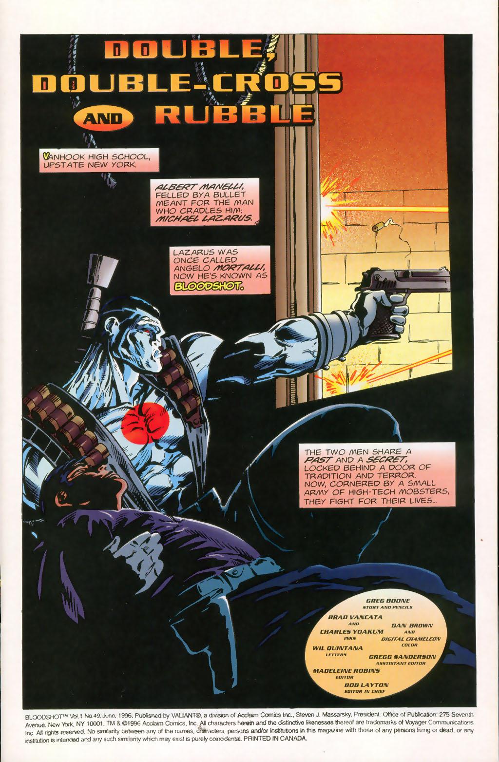 Read online Bloodshot (1993) comic -  Issue #49 - 2