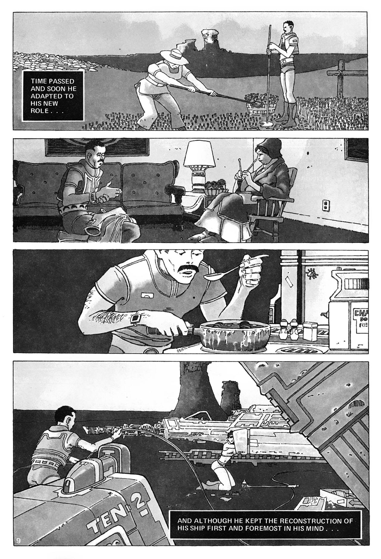 Read online Star*Reach comic -  Issue #16 - 27